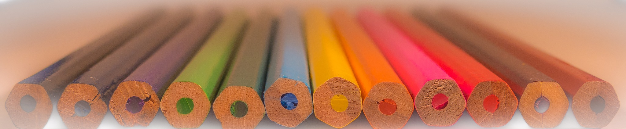 crayons by Paul Geutjes