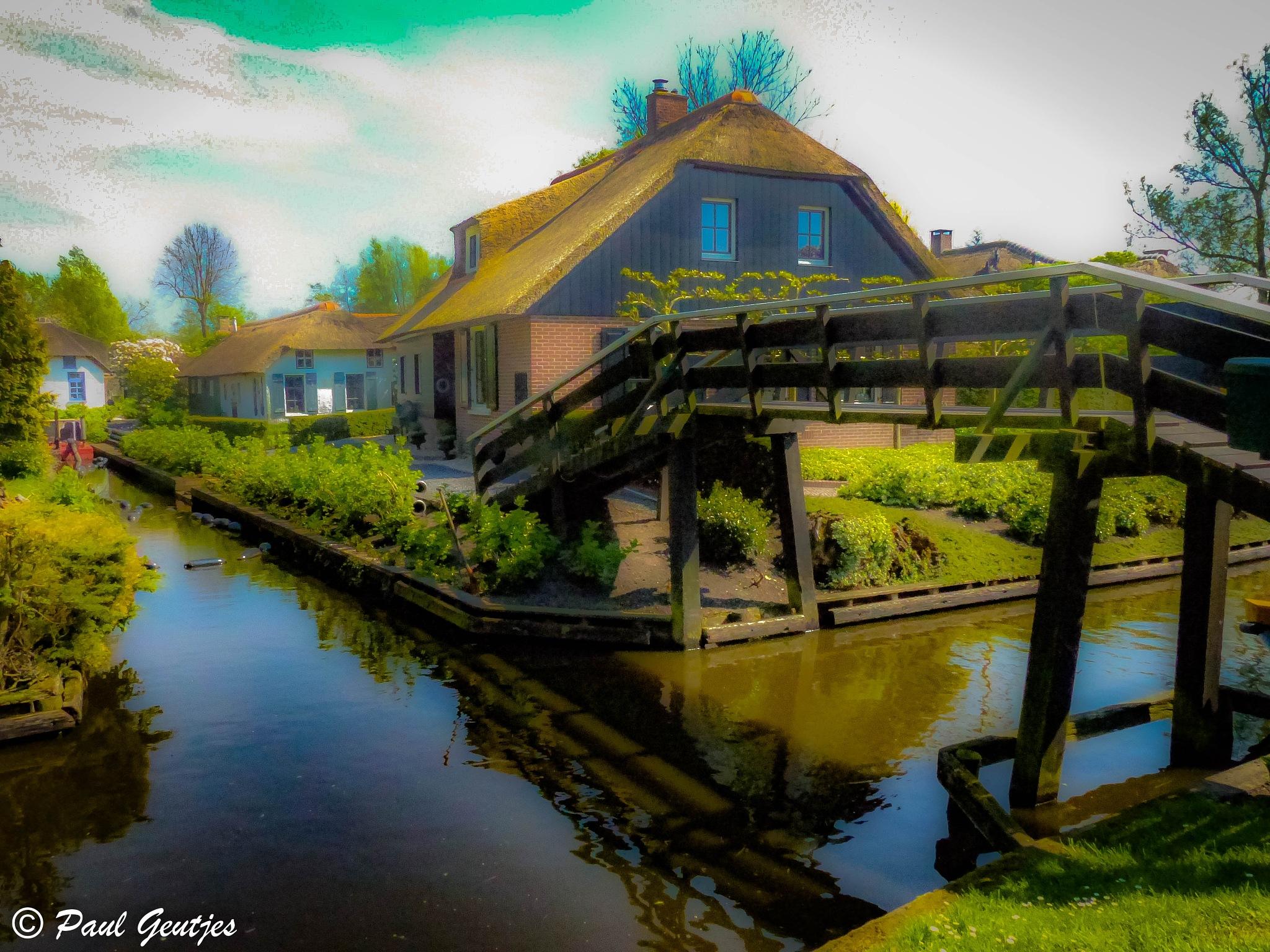 cottage by Paul Geutjes