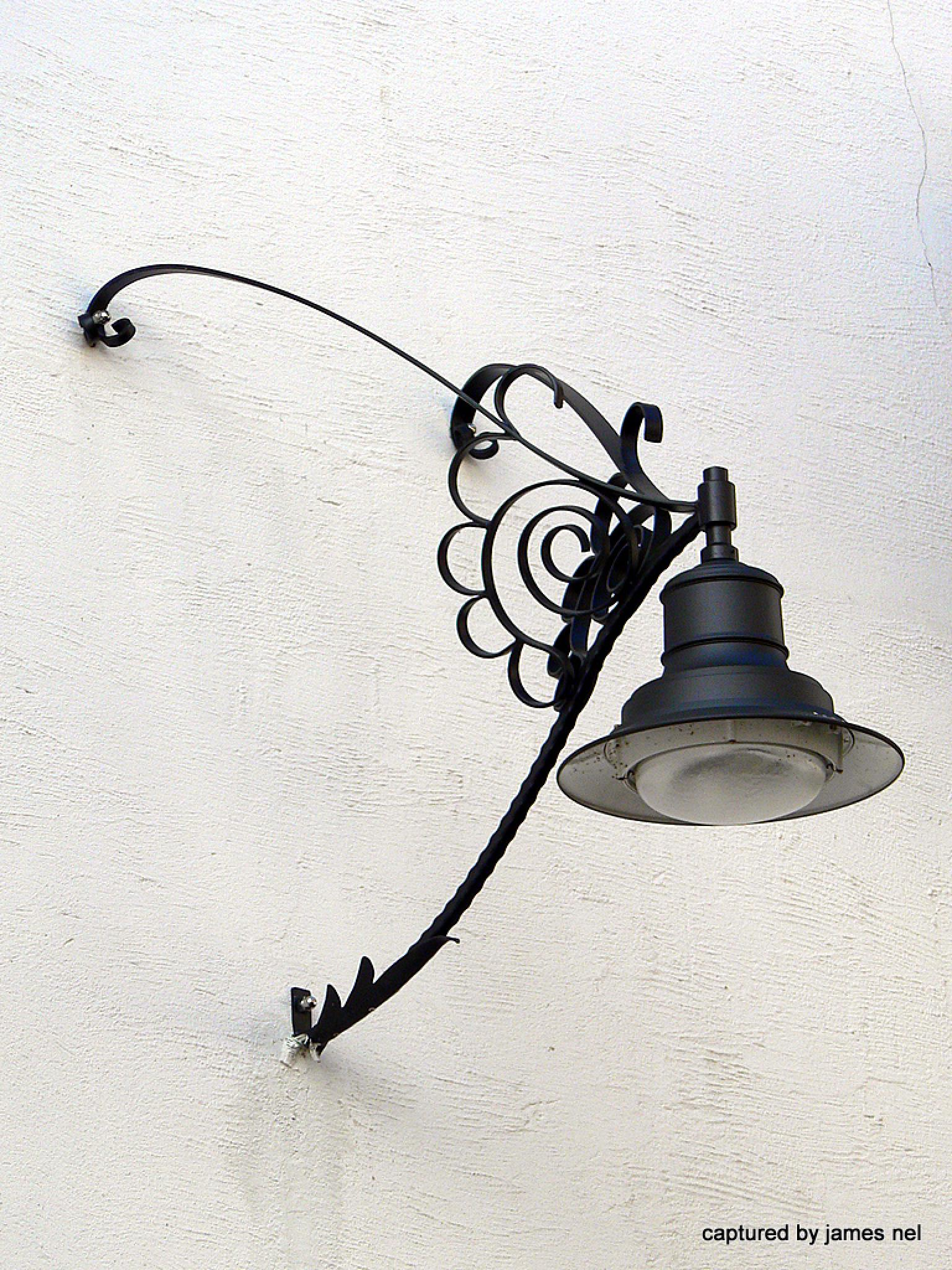 street lamp by James Nel