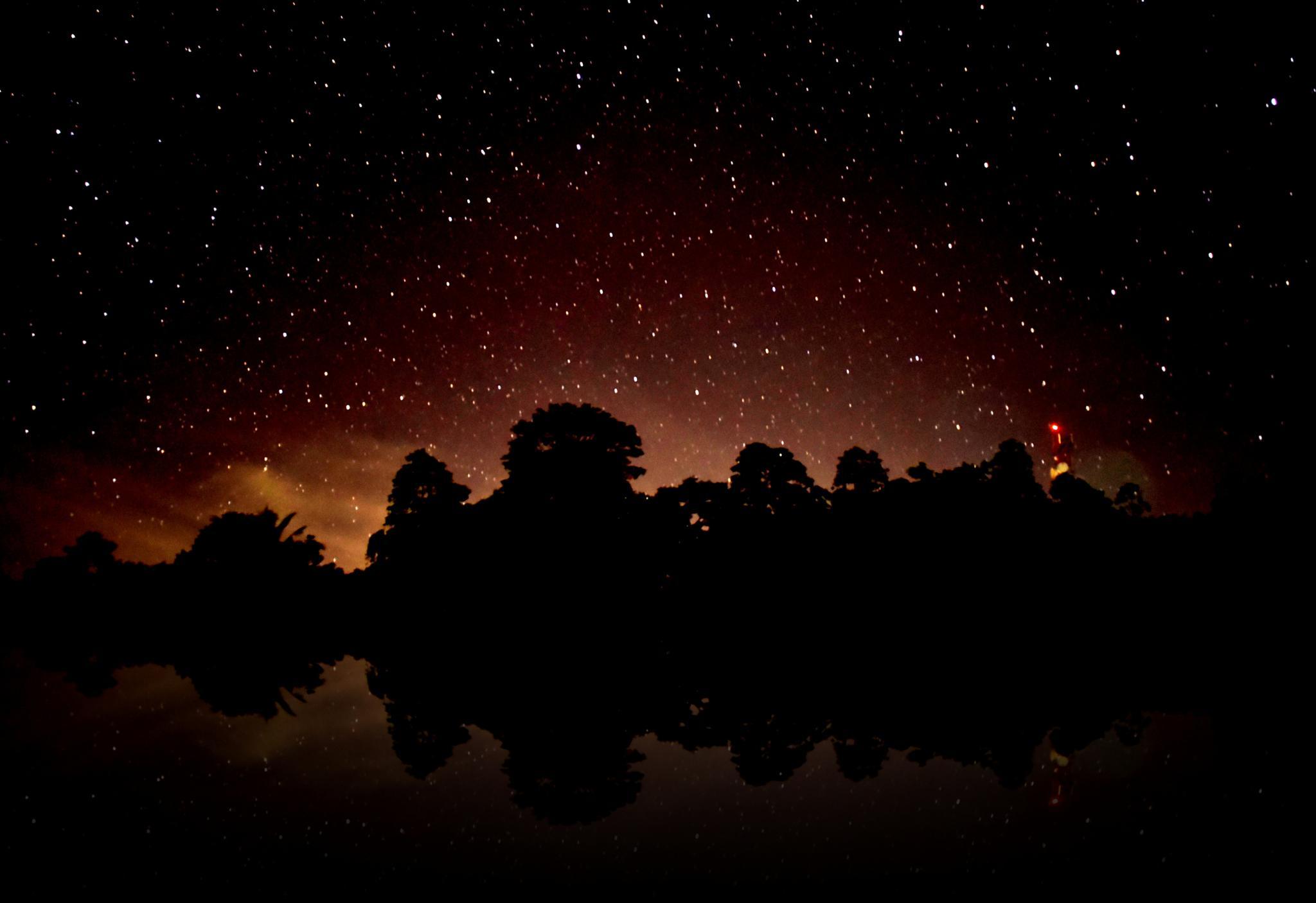 Heavens: Above n' beneath  by bimsaralwis