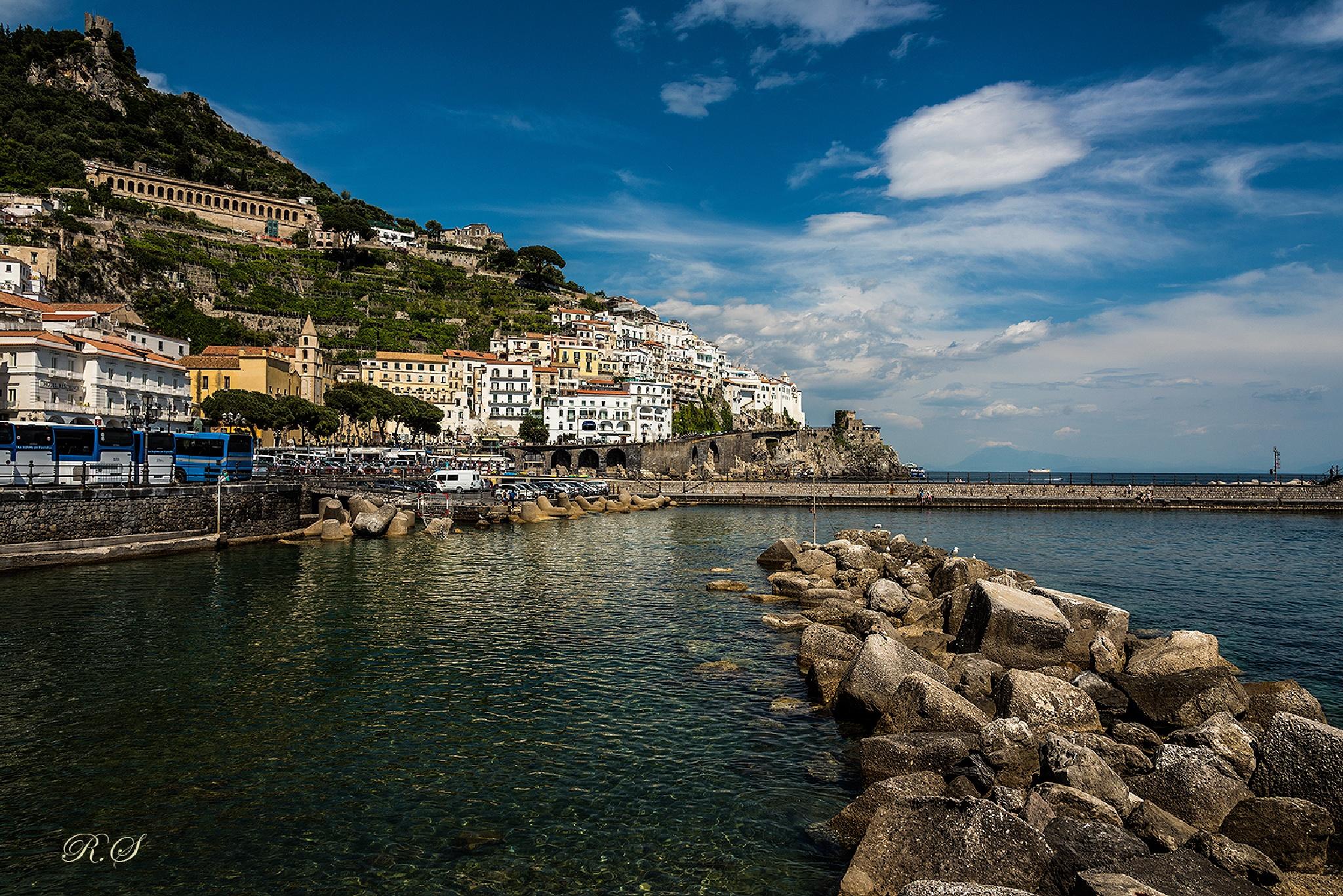 Amalfi Italy by seby