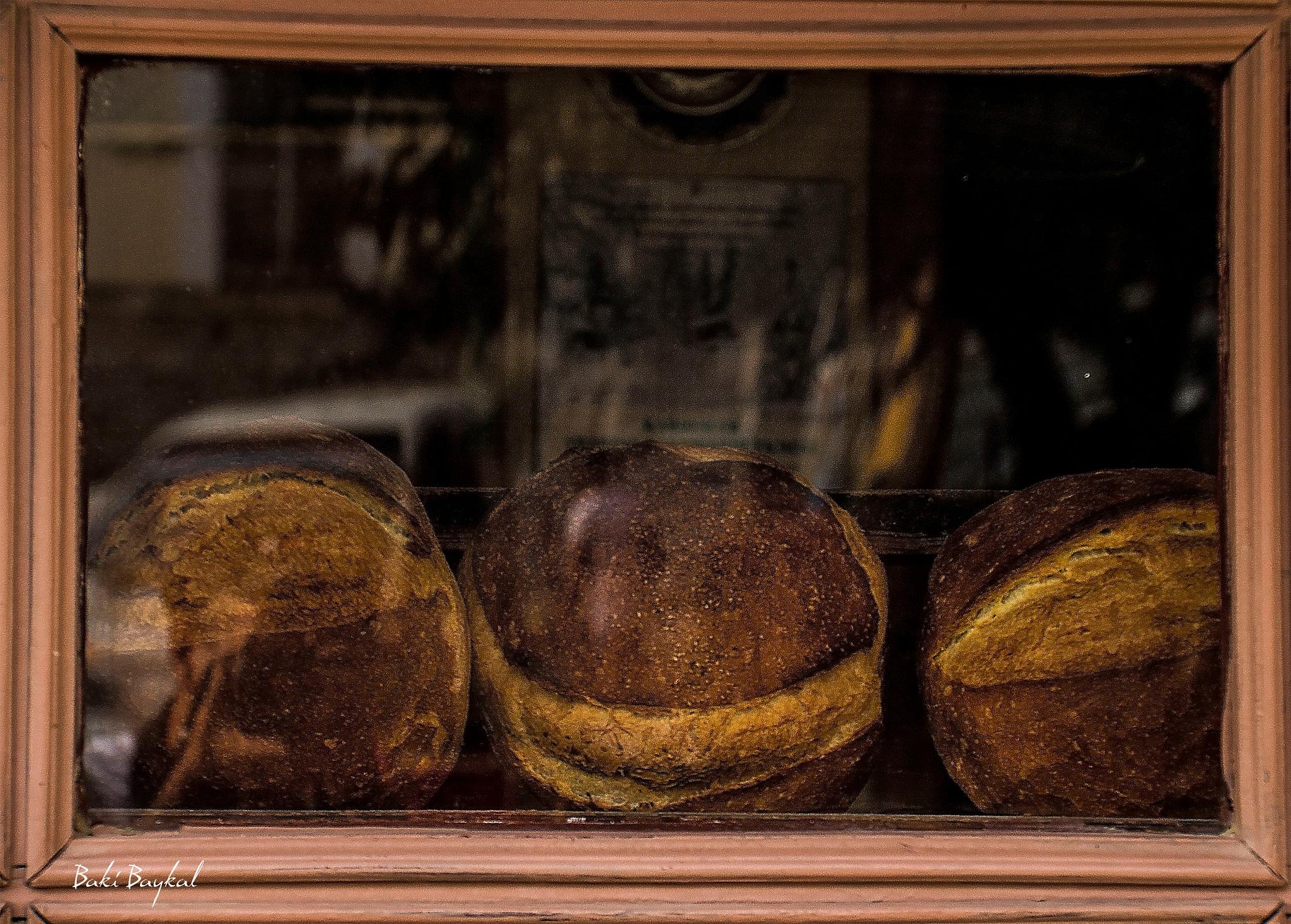 Bread by Baki Baykal