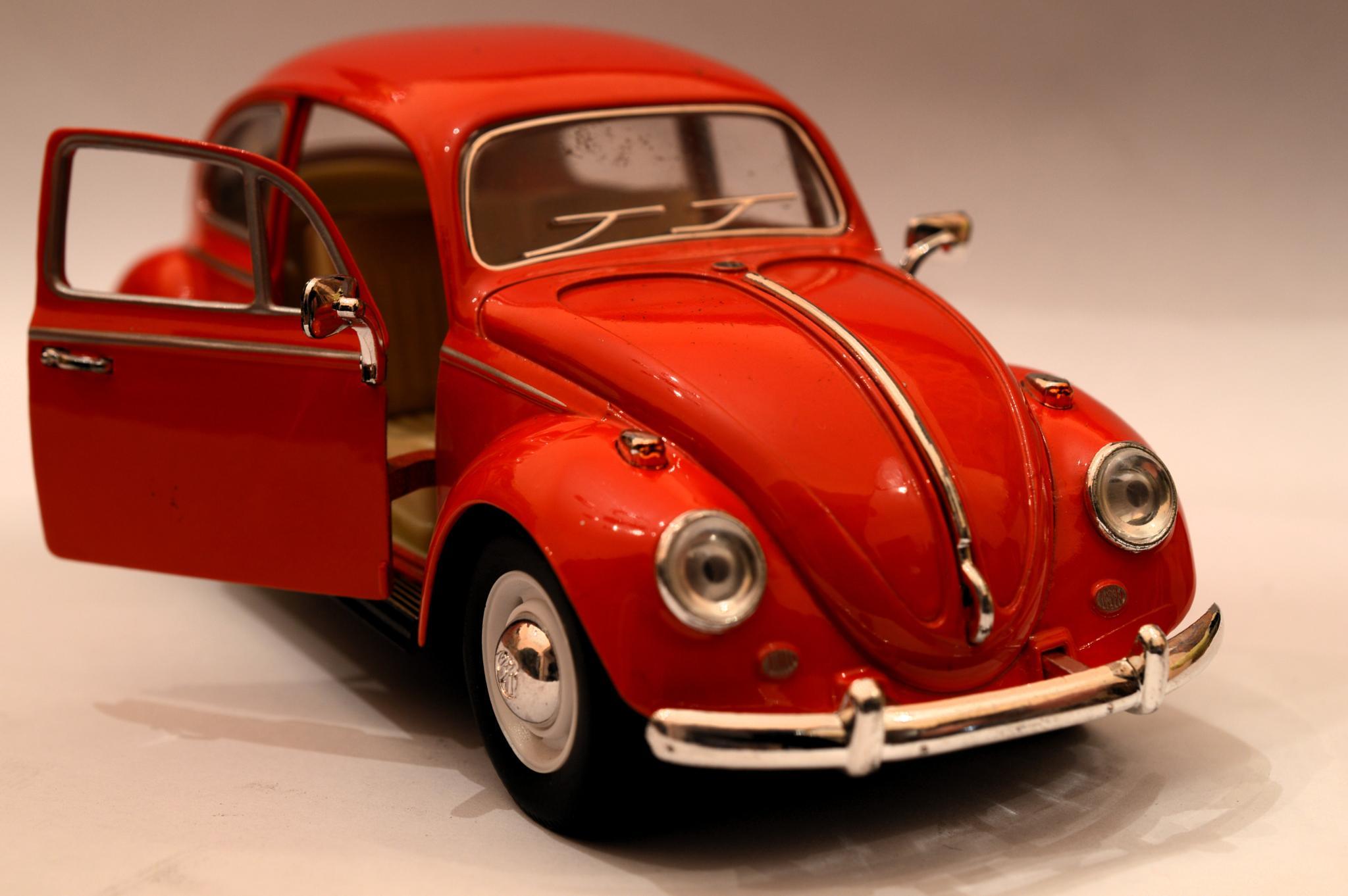 volkswagen beetle - escala 1/24 by Daniel Guillermo