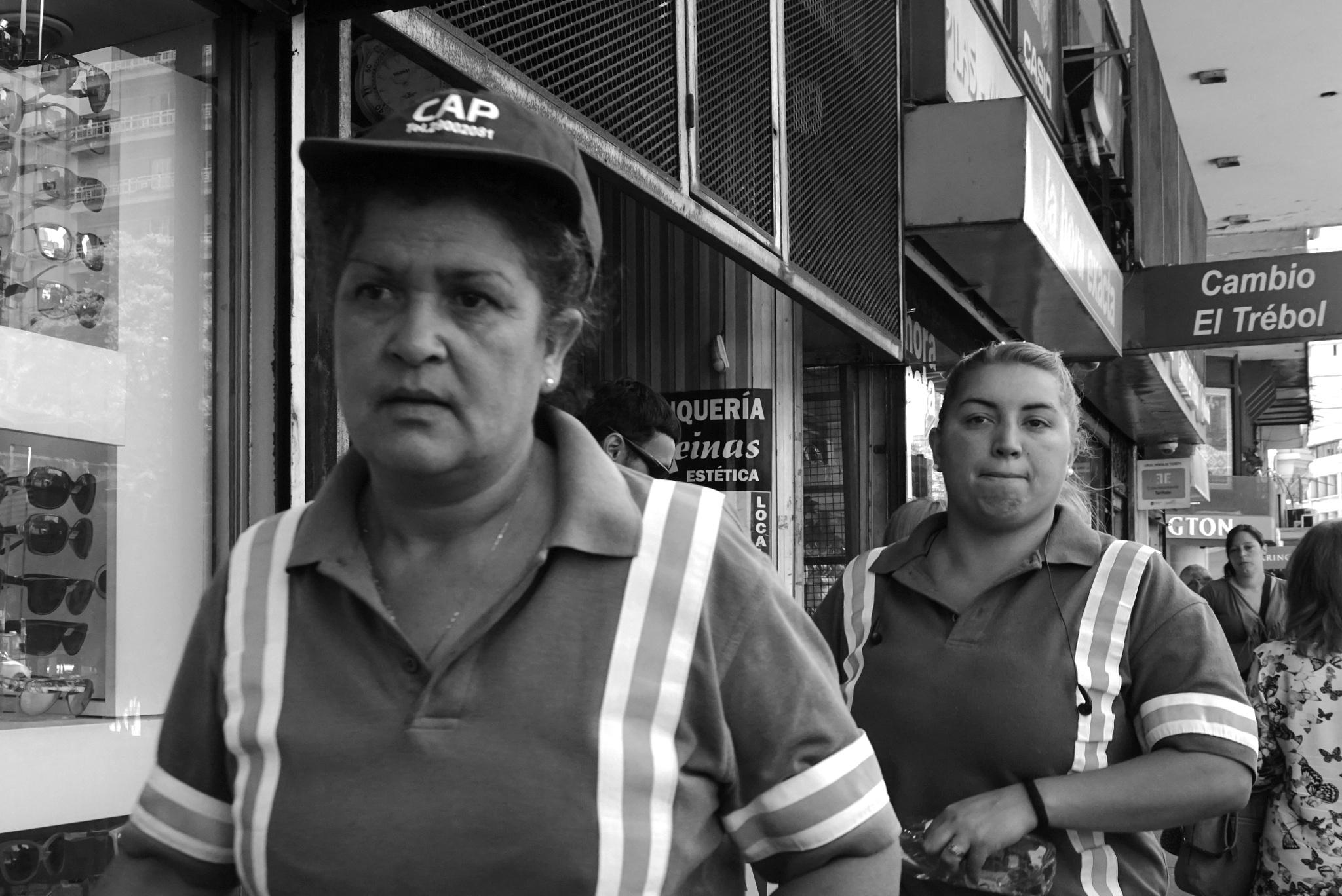 Gente de trabajo by Daniel Guillermo