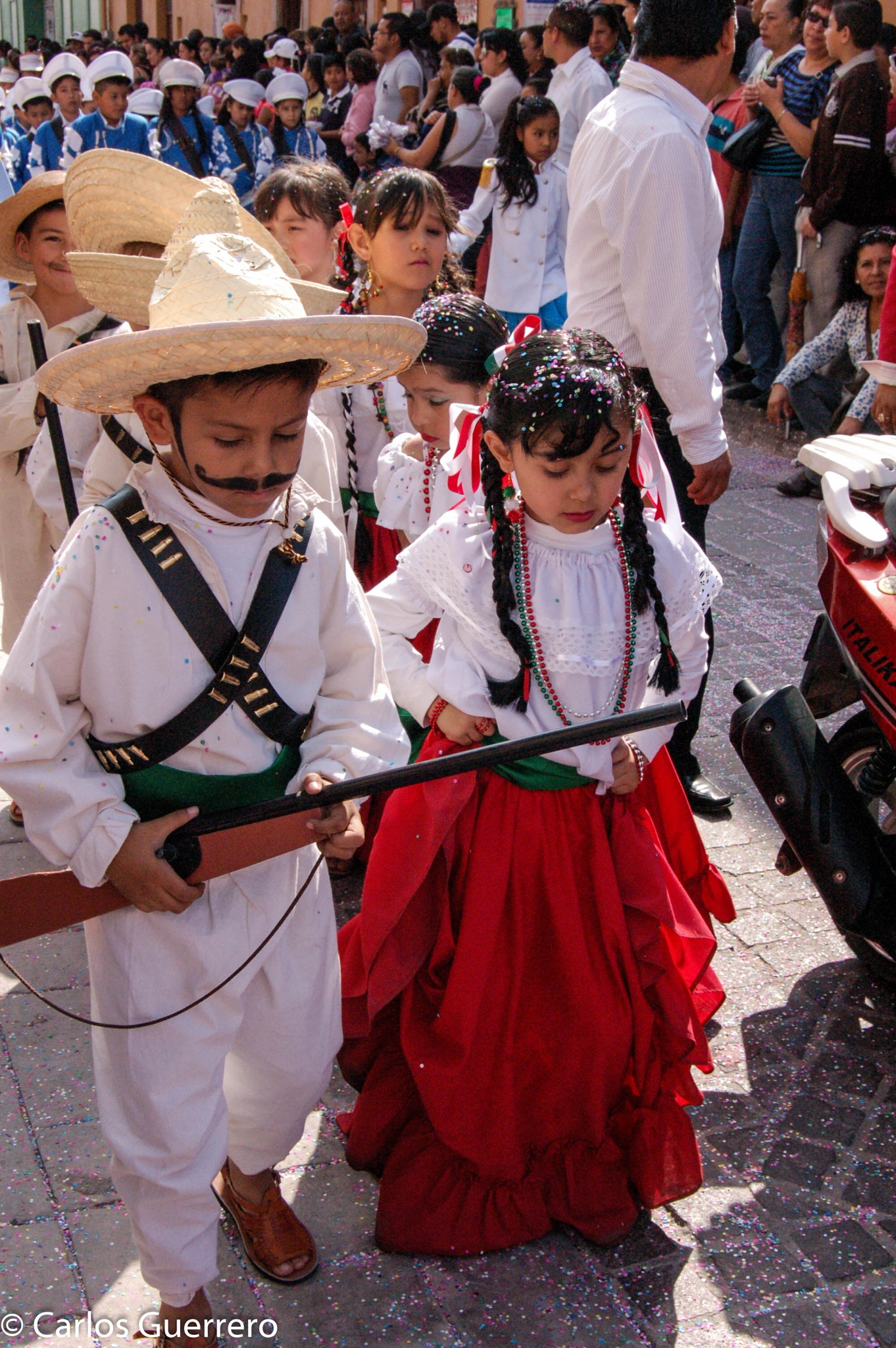 Mexican traditions by Carlos Guerrero
