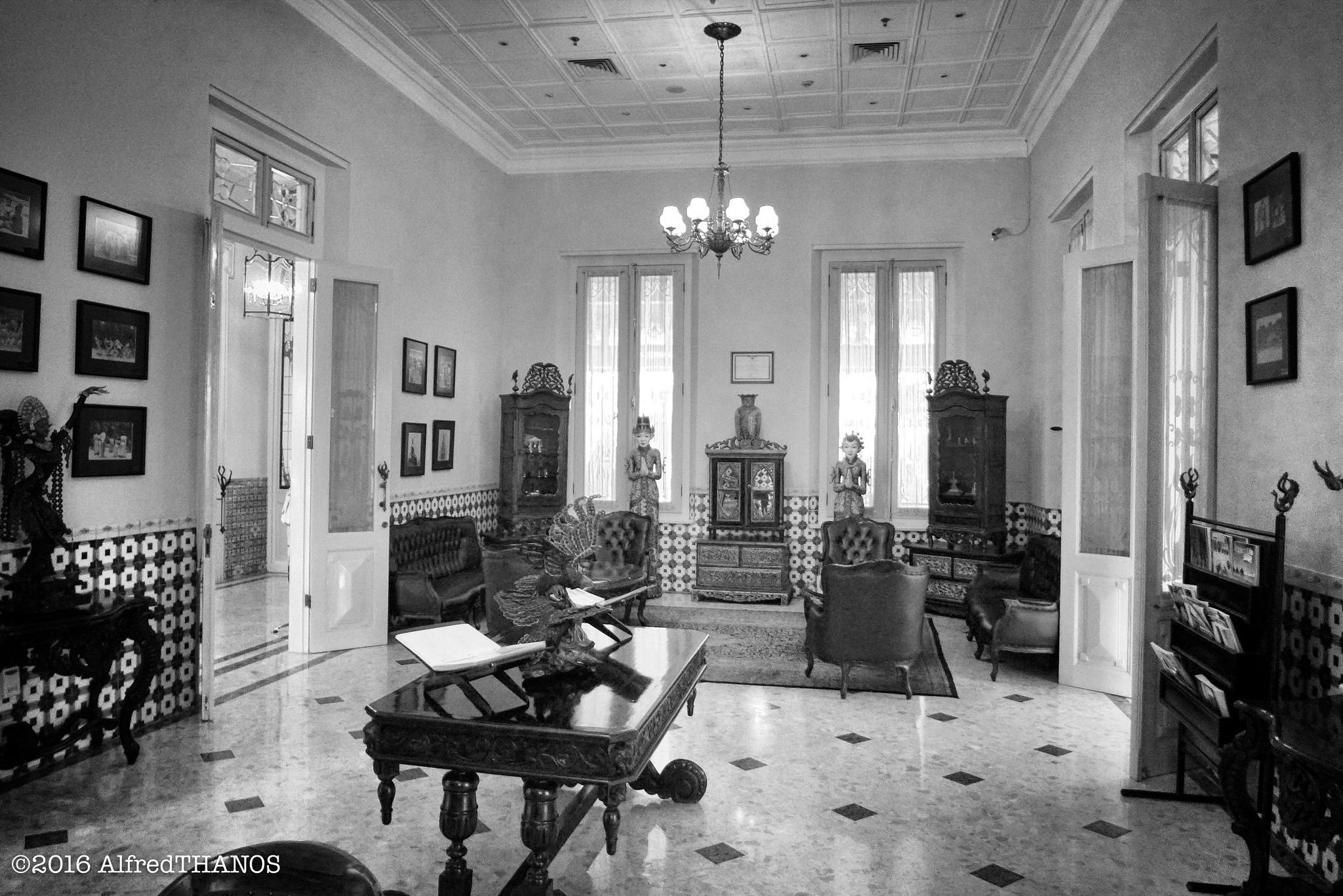 Lobby Area by alfredthanos