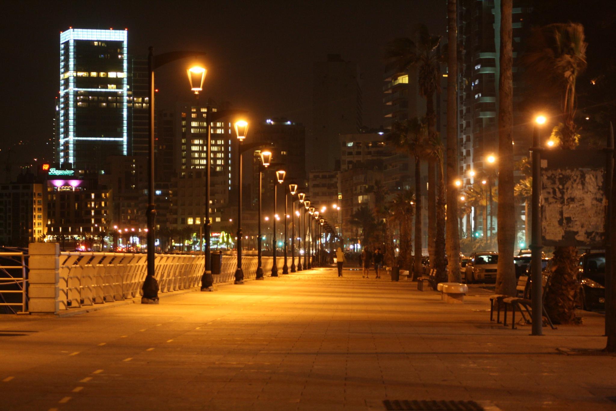 Manara #Beirut #Lebanon by Samir Zreika