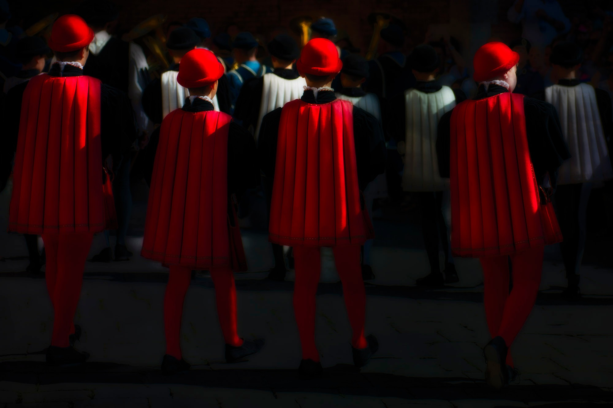 Boys in red by catarina.kent
