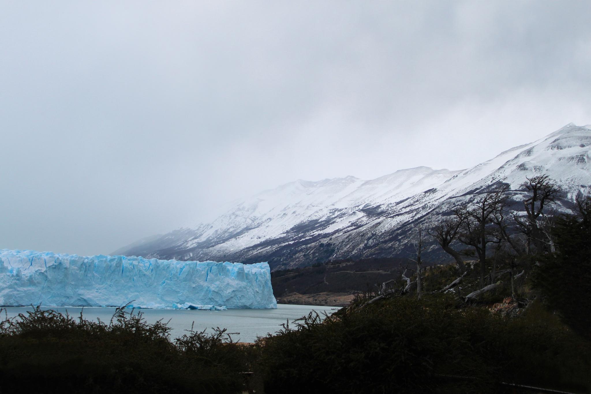 Perito Moreno Glacier - Patagonia Argentina by Roy Santiago Calle