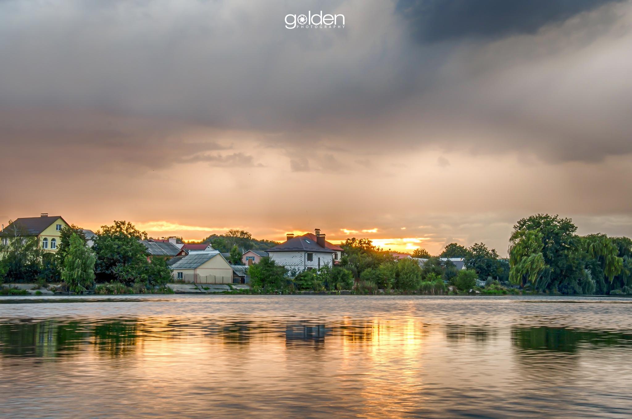 Sunset Symphony  by golden_samuray