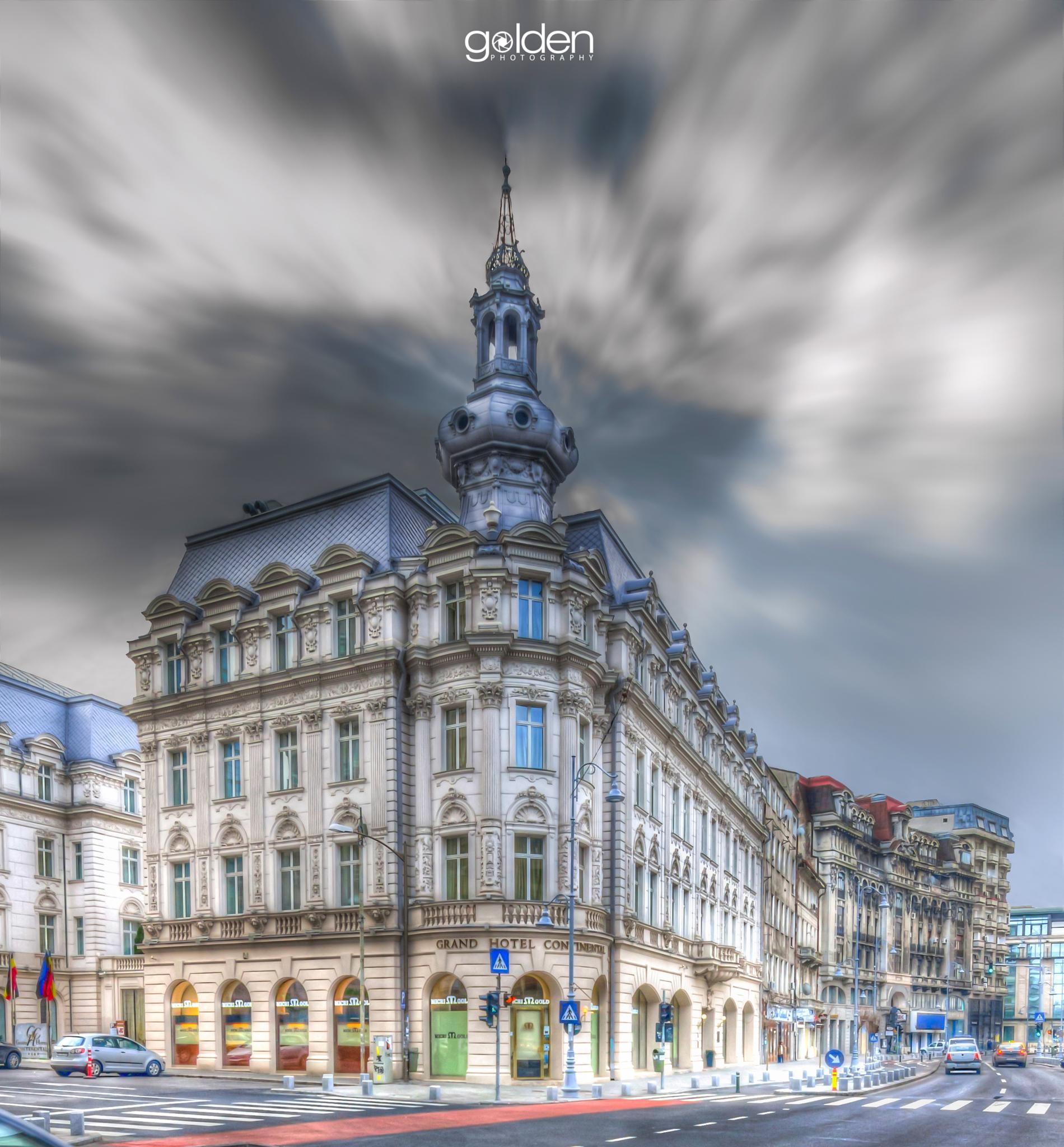 Grand Hotel by golden_samuray