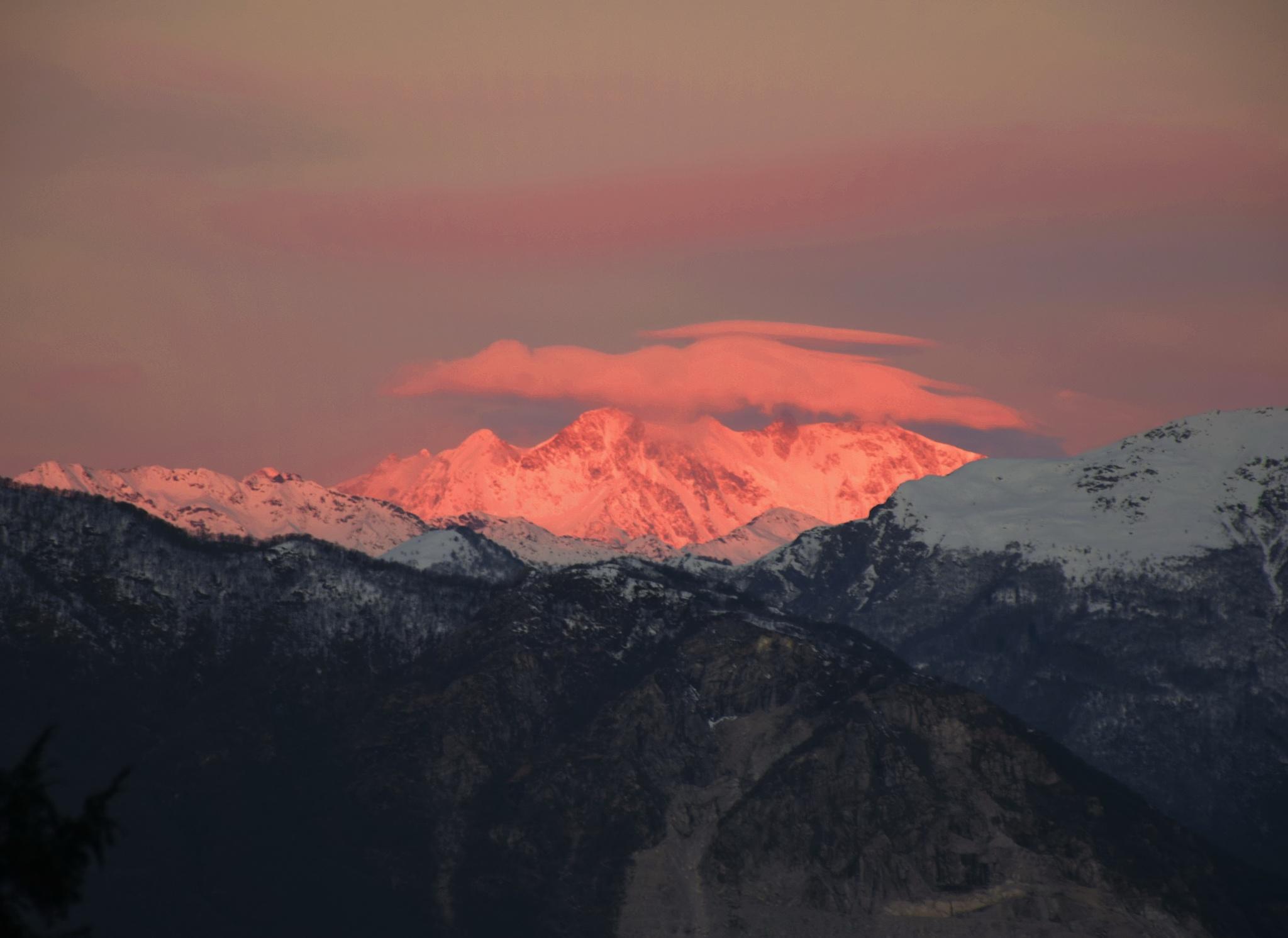 tramonto by v2franchi