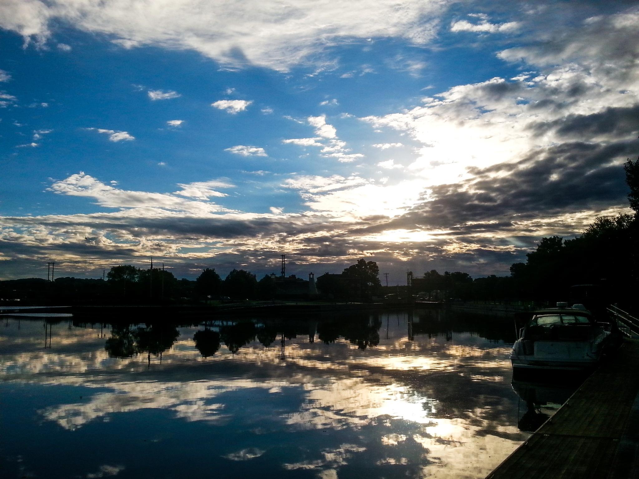 Sunrise by Mark Morrison-LeMay