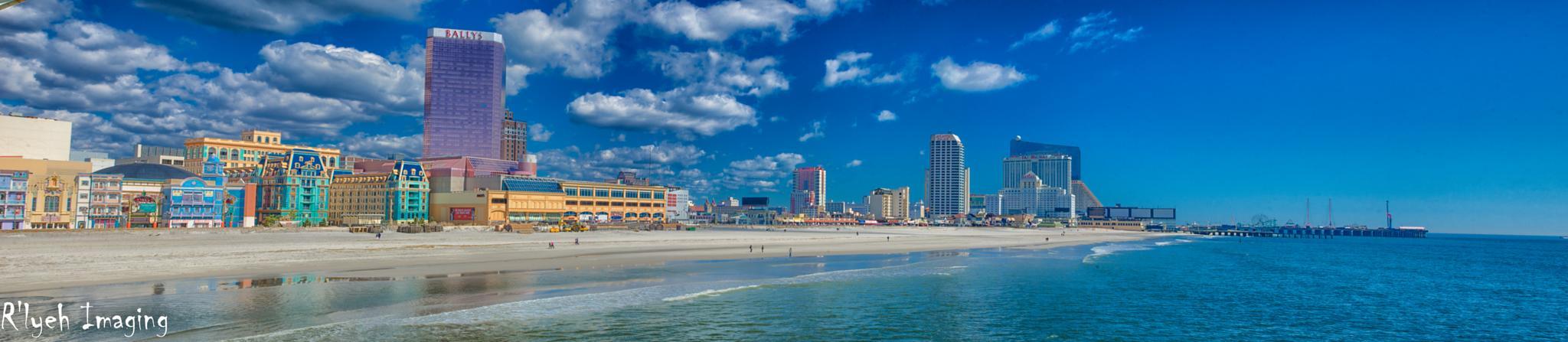 Atlantic City by R'Lyeh Imaging