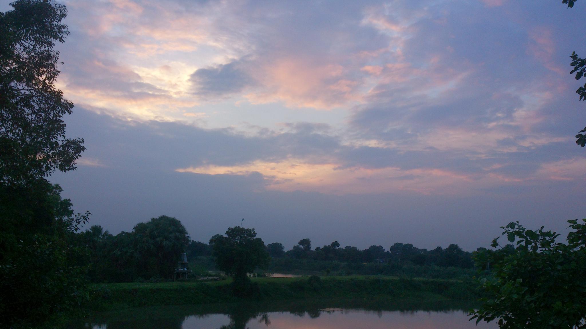 Sunset  by Clicks_ravi