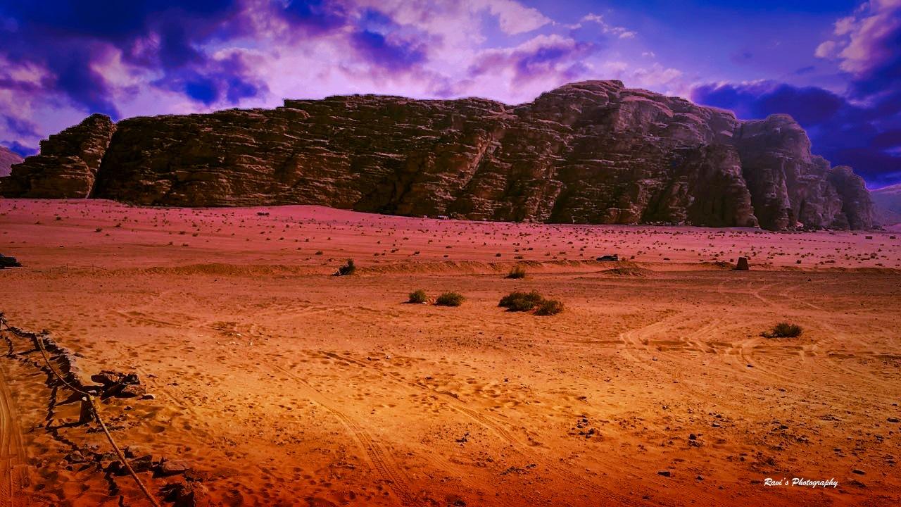 Wadirum Desert by Clicks_ravi
