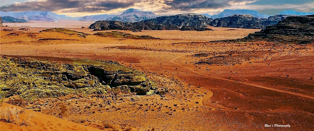 Red Desert by Clicks_ravi