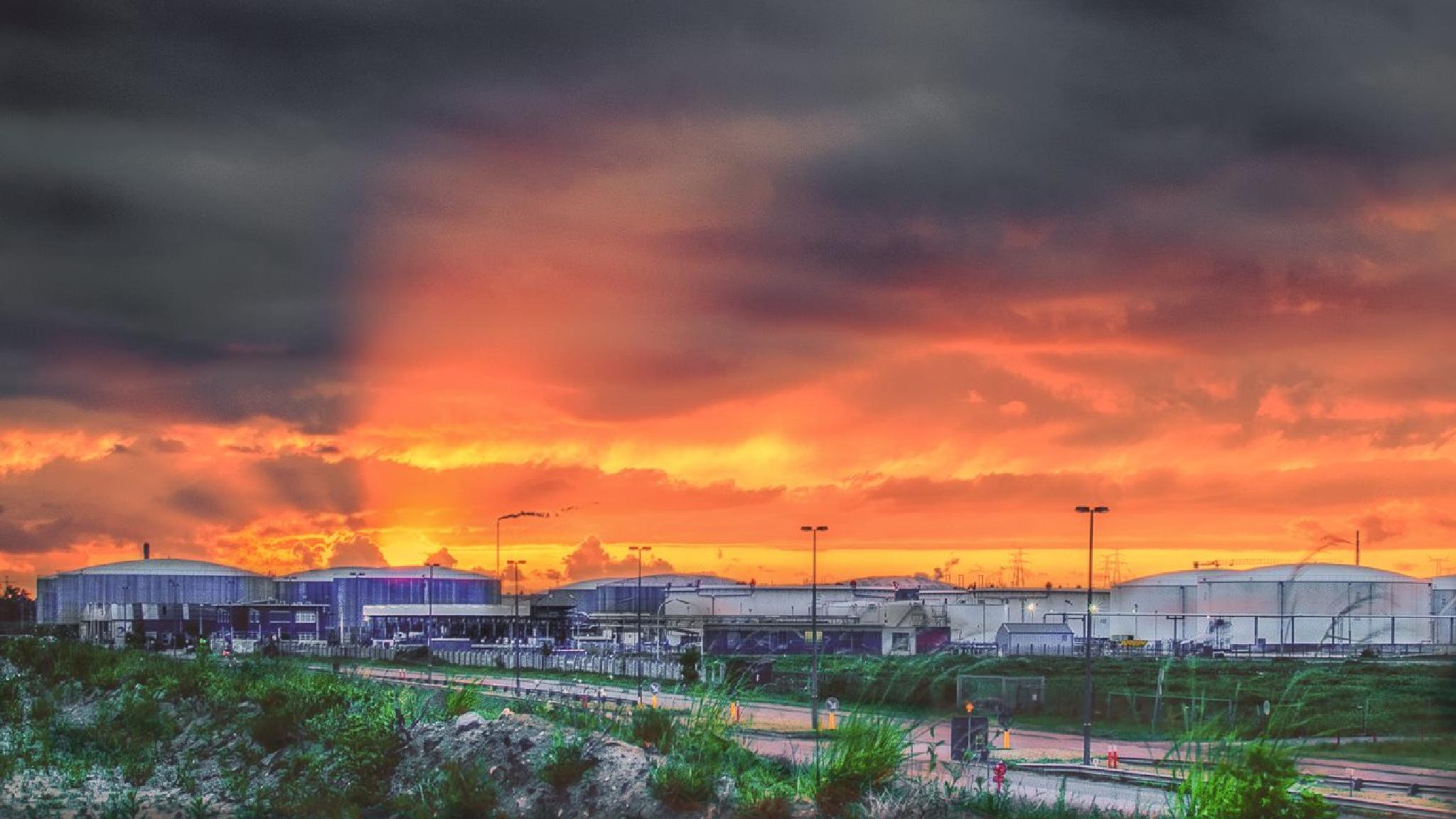 Sunset by frans.ditucci