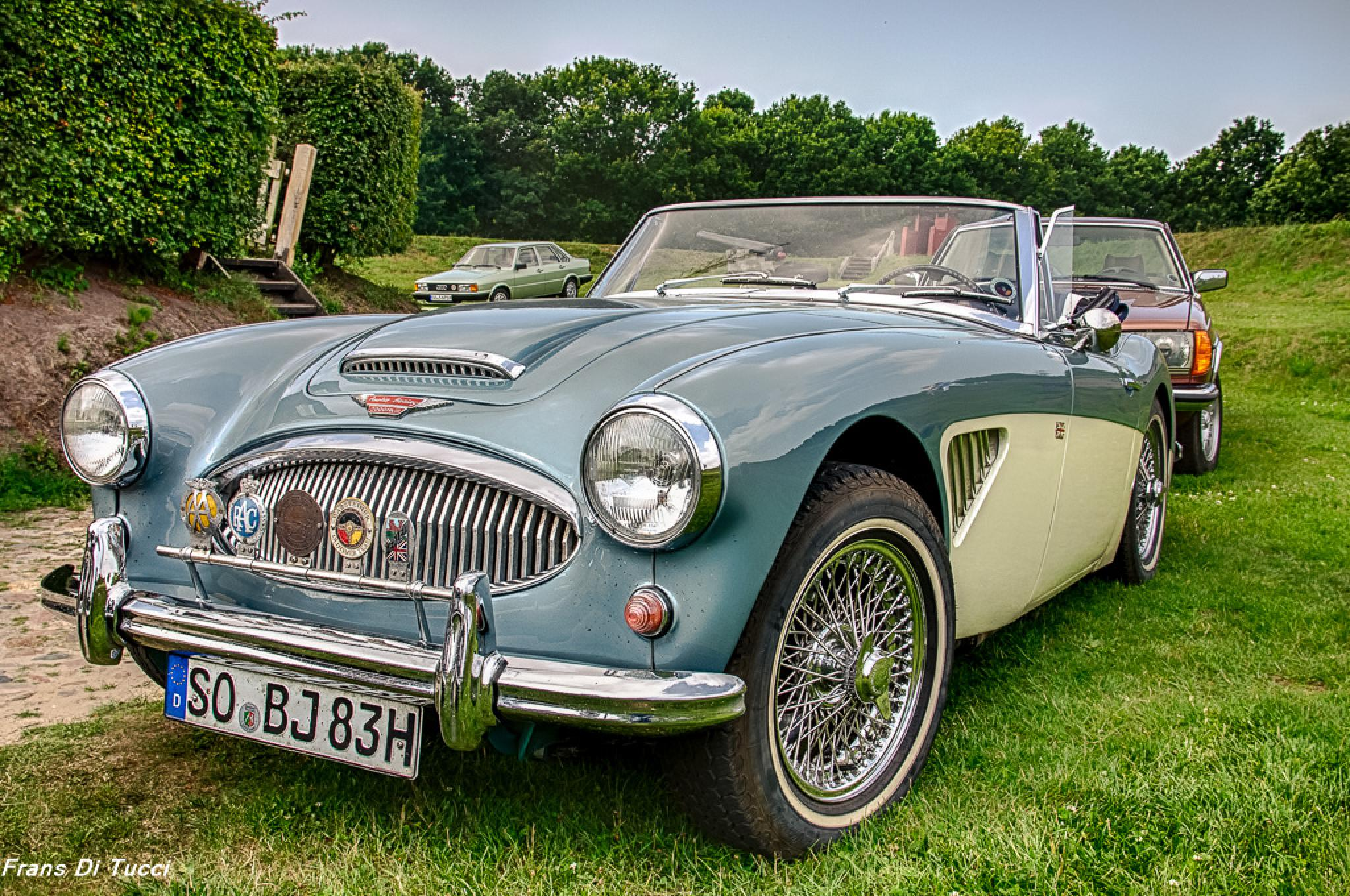 classic in the sun by frans.ditucci
