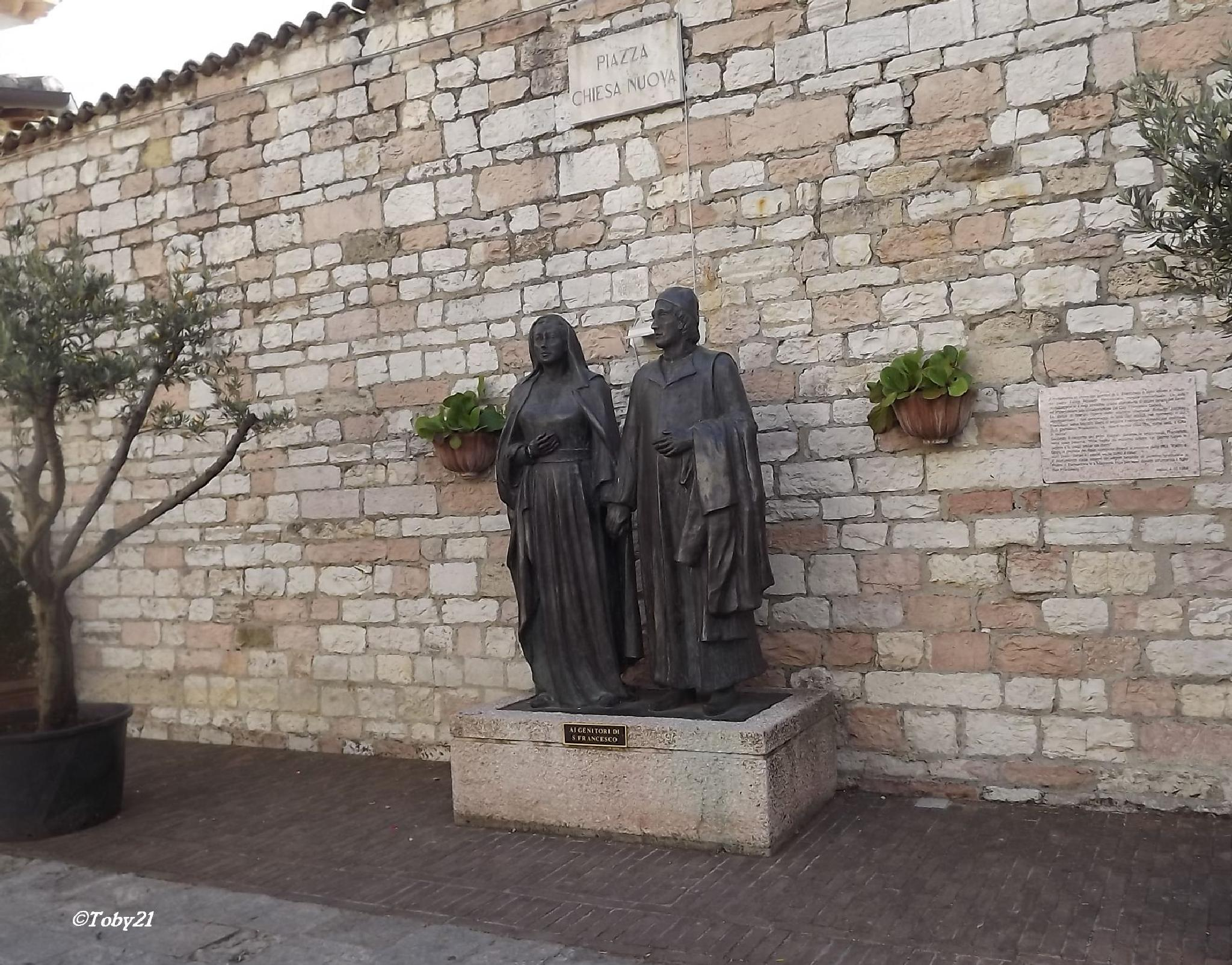 stay in Assisi -  by b.xoxoxo