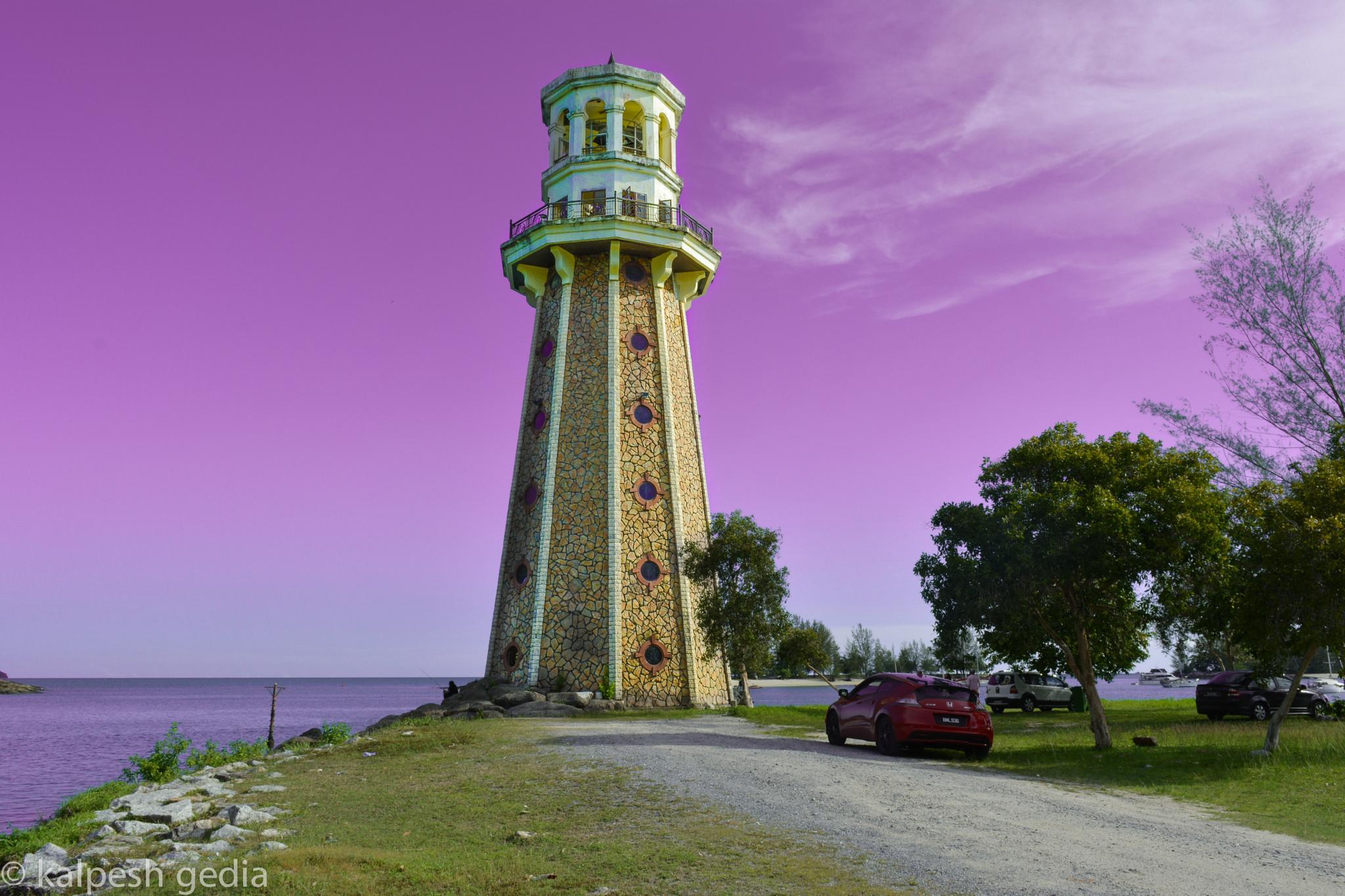 Lighthouse by kalpeshgedia