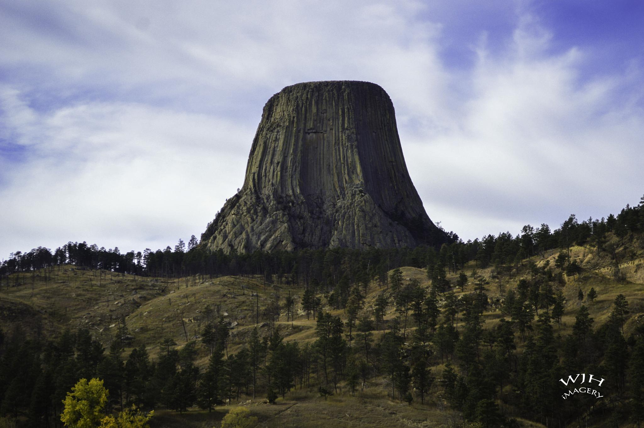 Devil's Tower by wjh