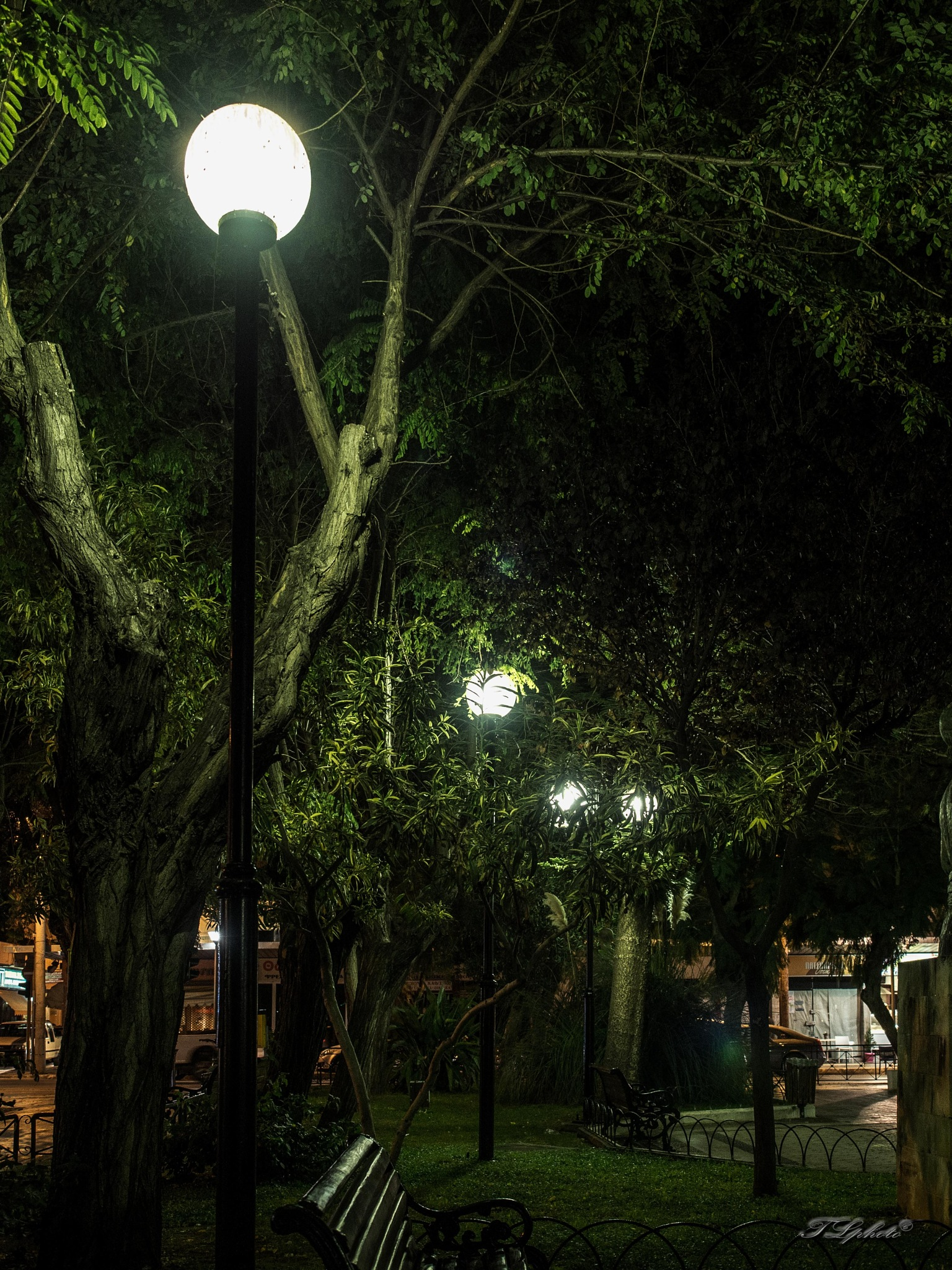 Park light by Thore's photo
