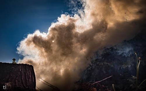Smoke by Thore's photo