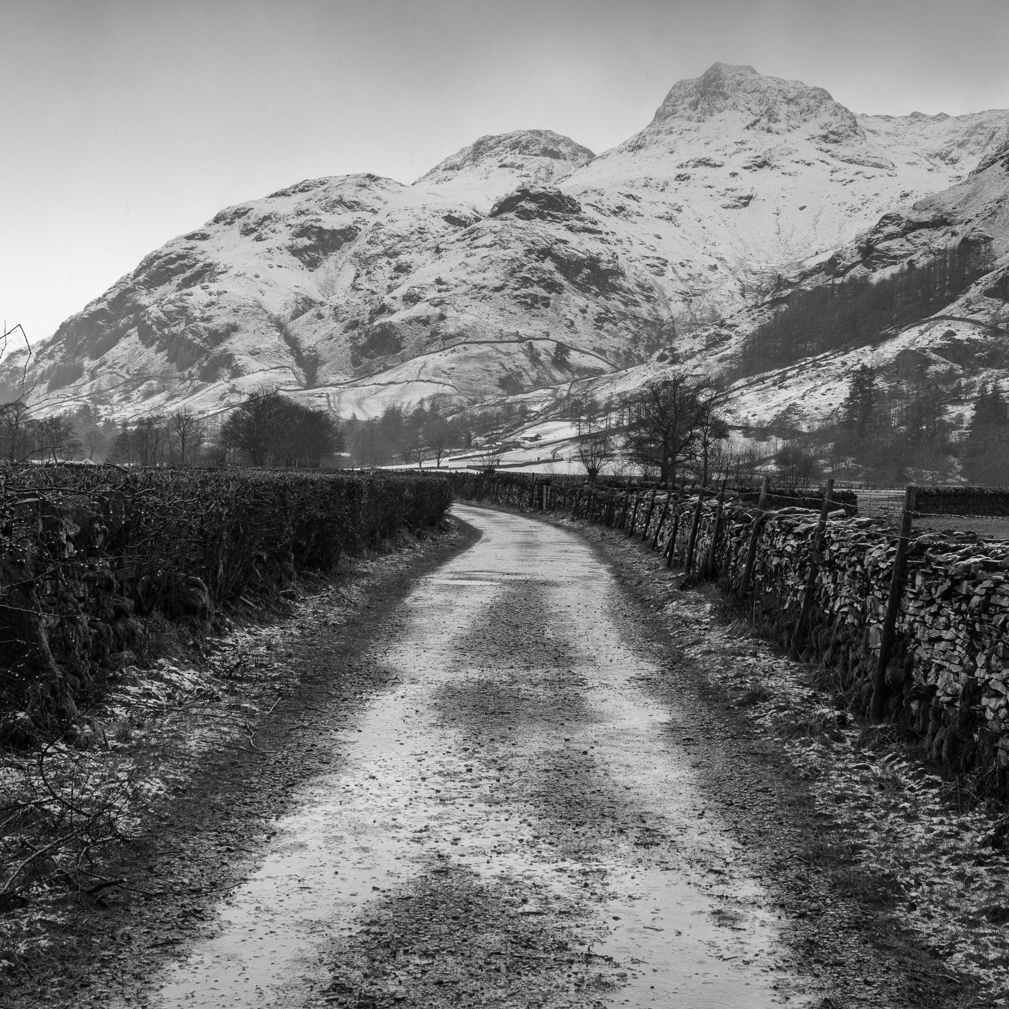 The Road to Great Langdale by stevetaylor520