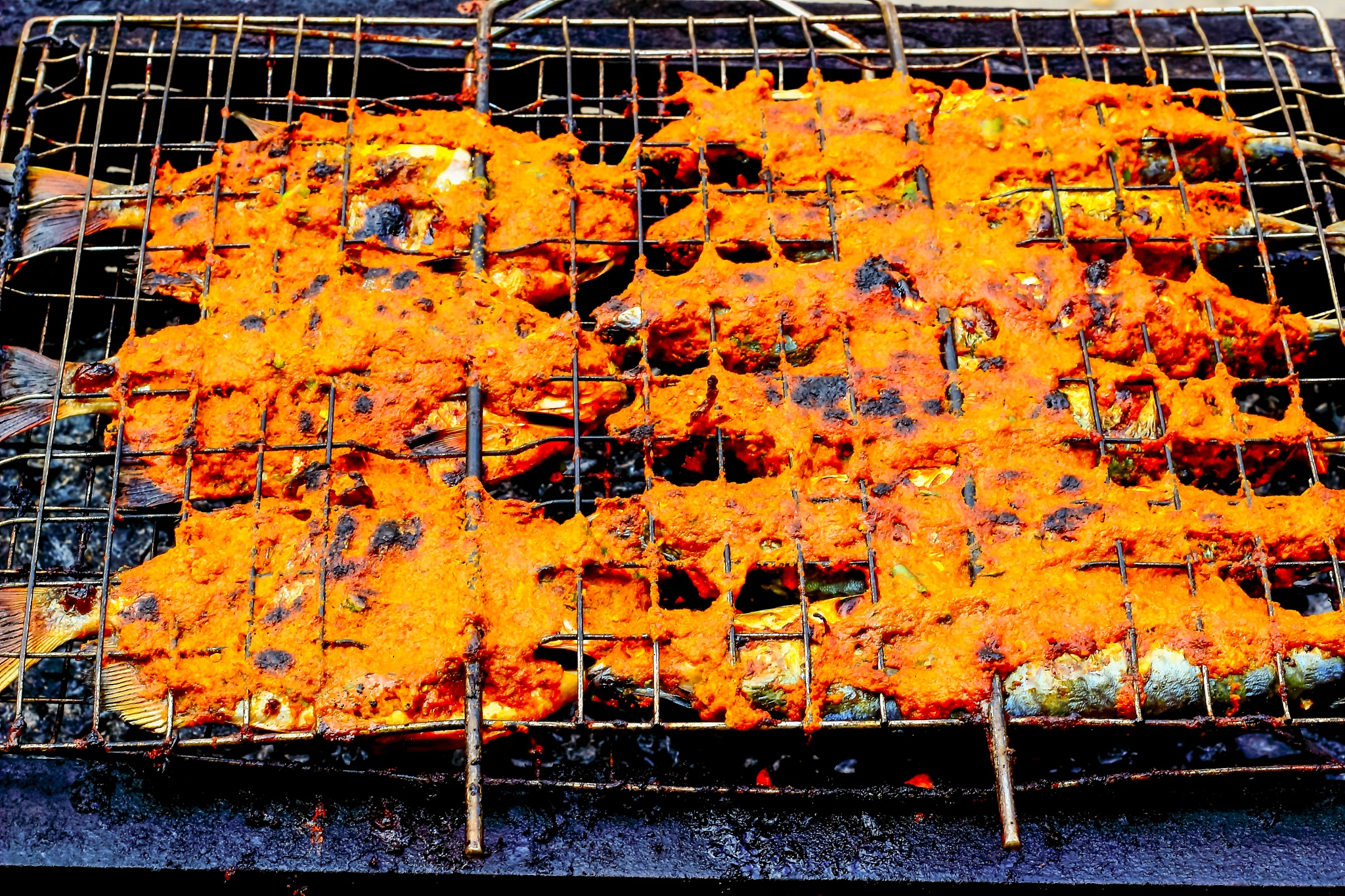 grilled fish by HendraYong