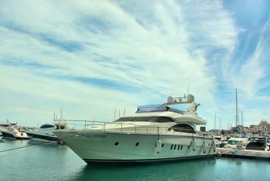My Dream Boat....wow  by sallyannegriff