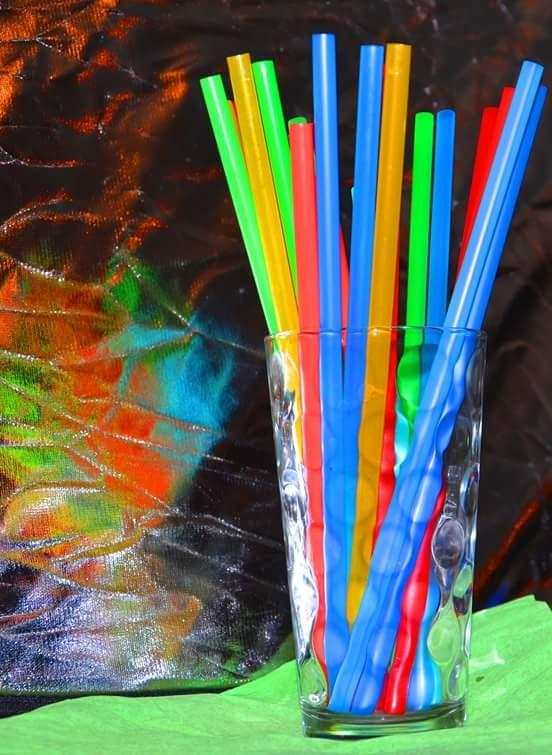 rainbow colours  by sallyannegriff