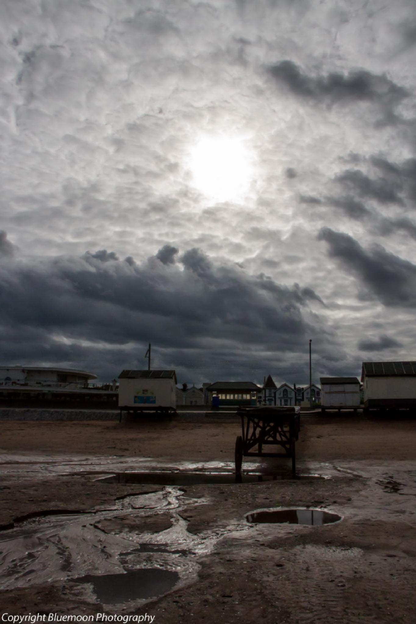 Paignton Beach by astroclan2