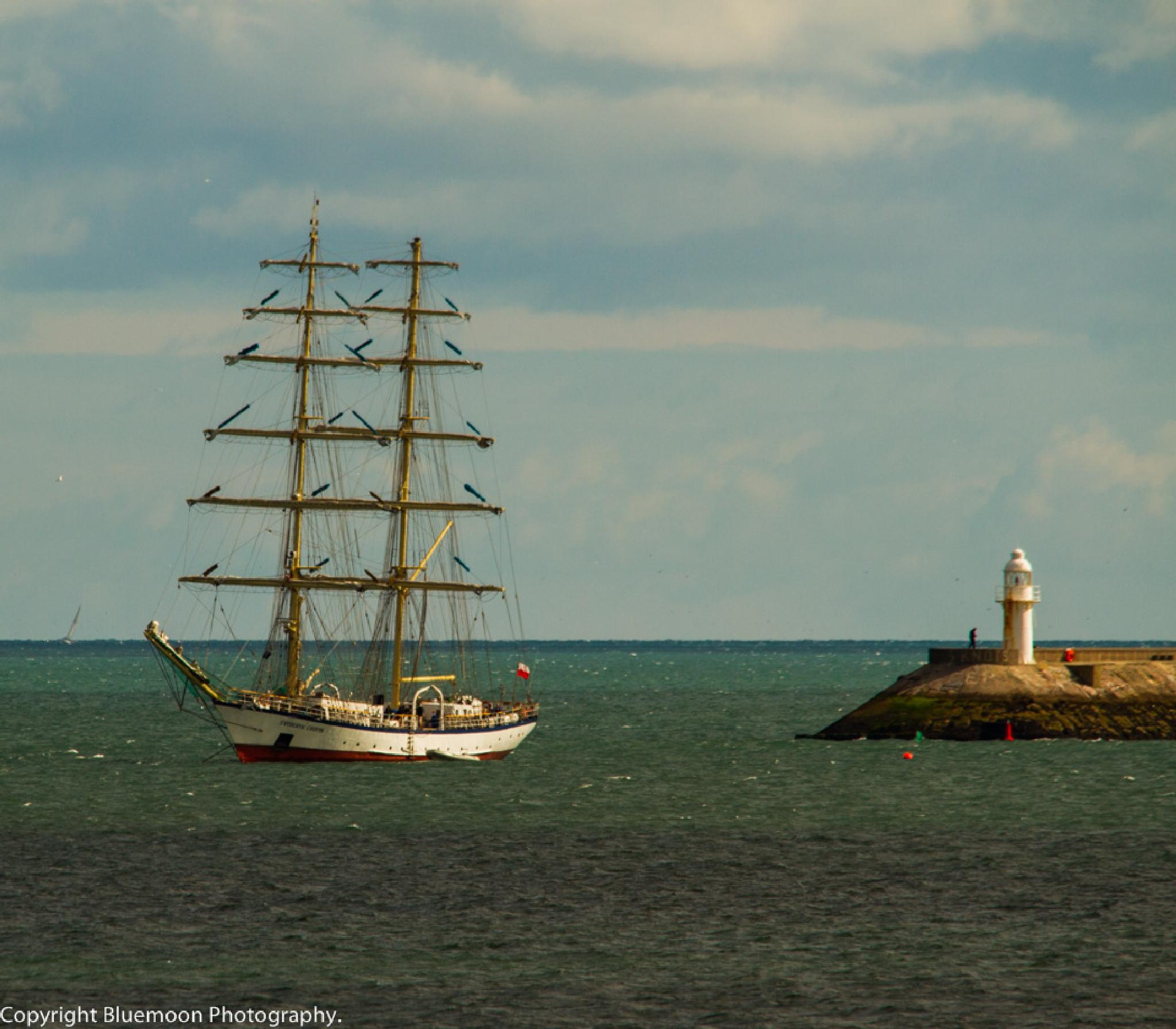 Tall Ships by astroclan2