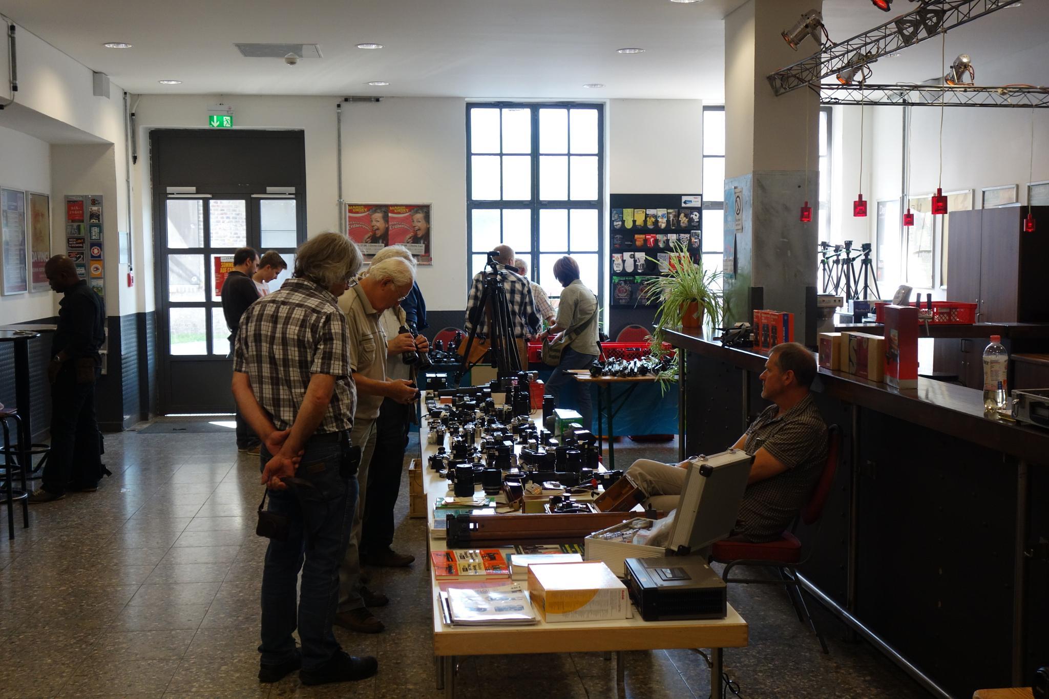 Photo Boerse Essen 2015 teil 2 by Anatoliy Ashmyanskiy