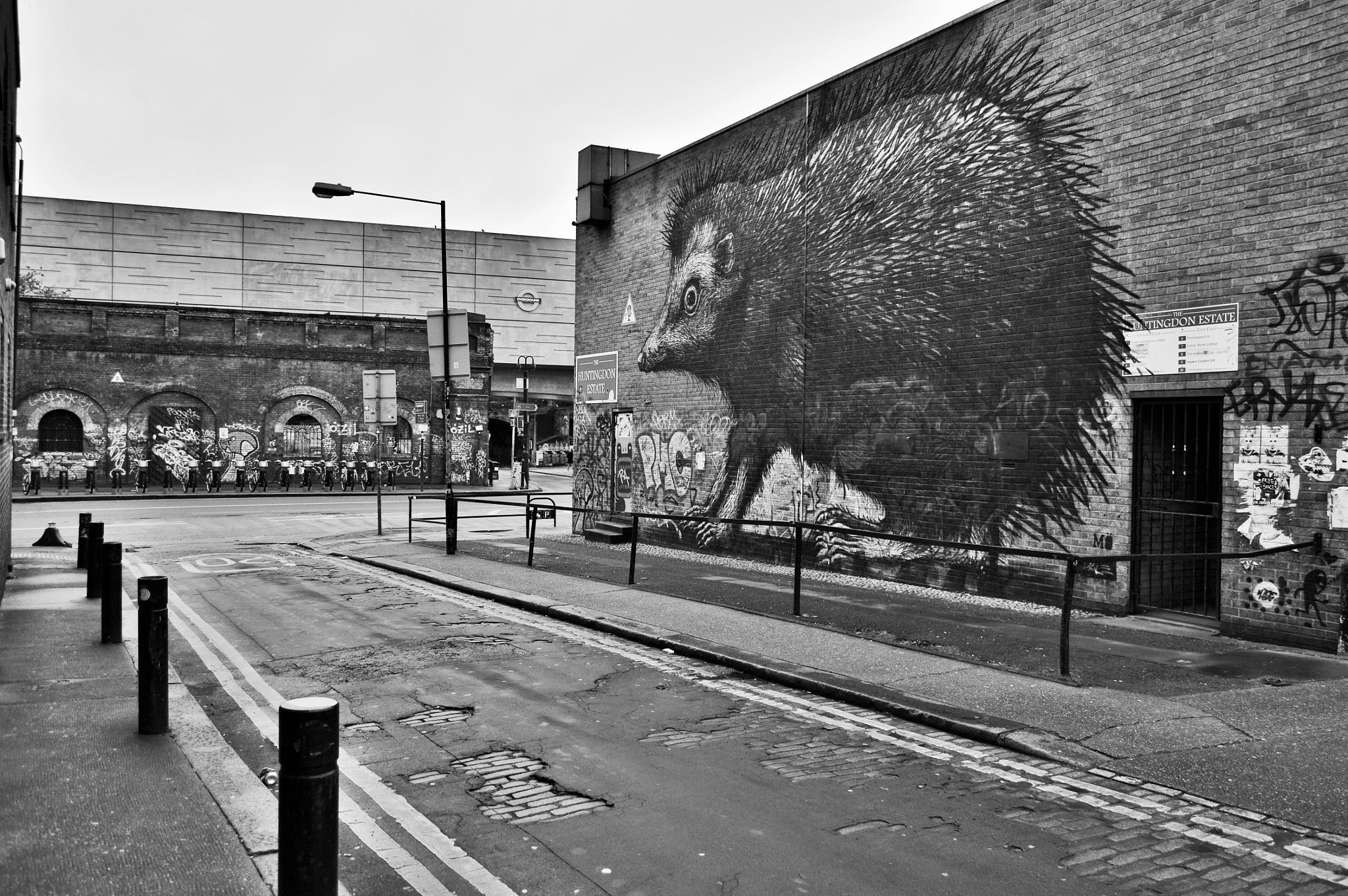 Shoreditch - London by maxsand68