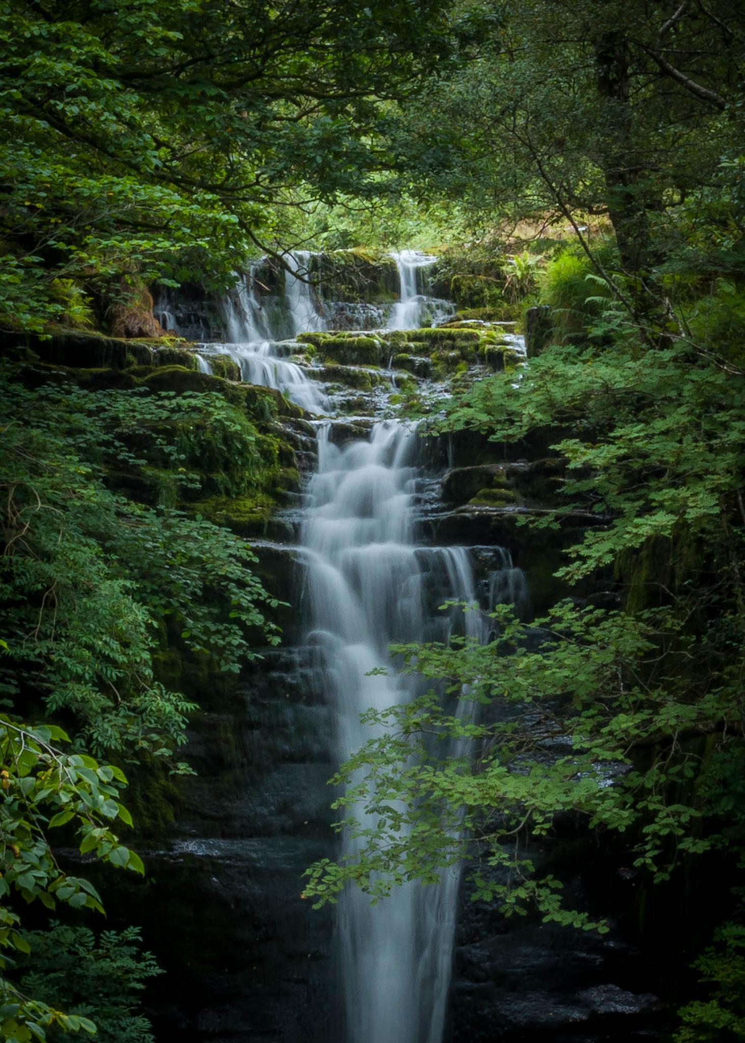 Waterfall by mg1631
