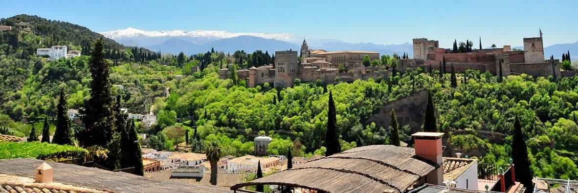 La Alhambra, Granada  by daniel.fonta