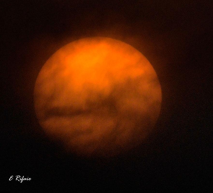 Sunset by Emad Eldin Moustafa El Refaie