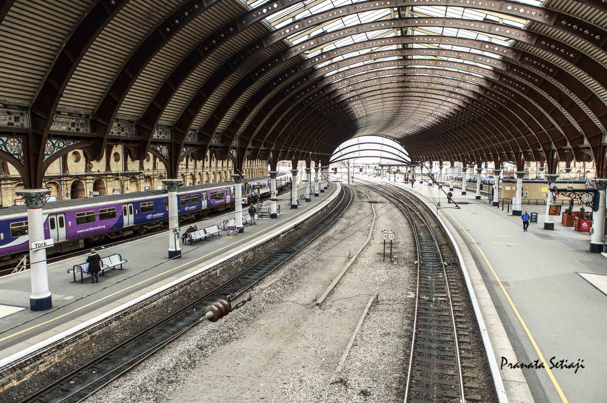 York rail station by pranata.setiaji