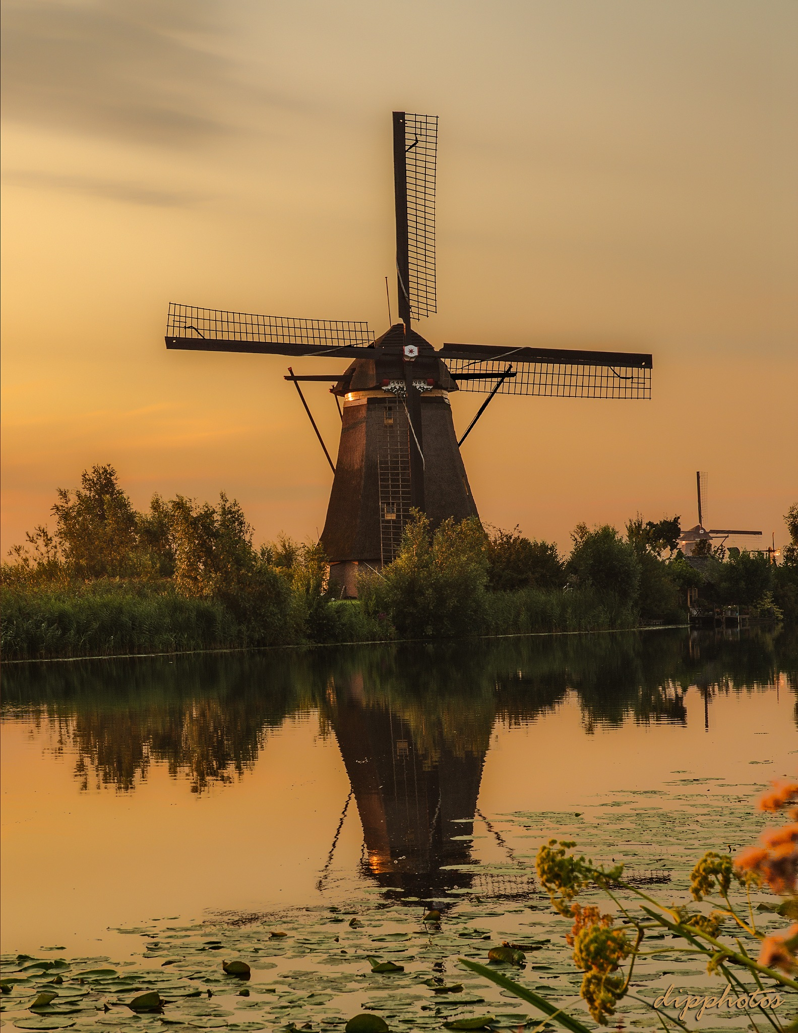 Windmills by dipphotos