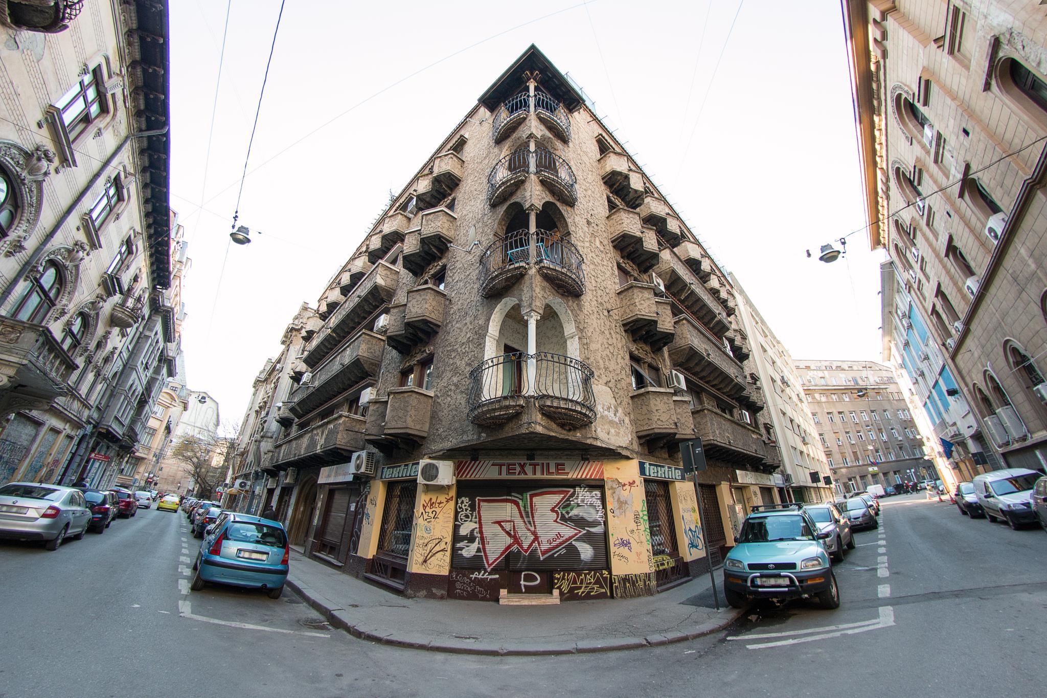 Hidden Bucharest by Orangefoto