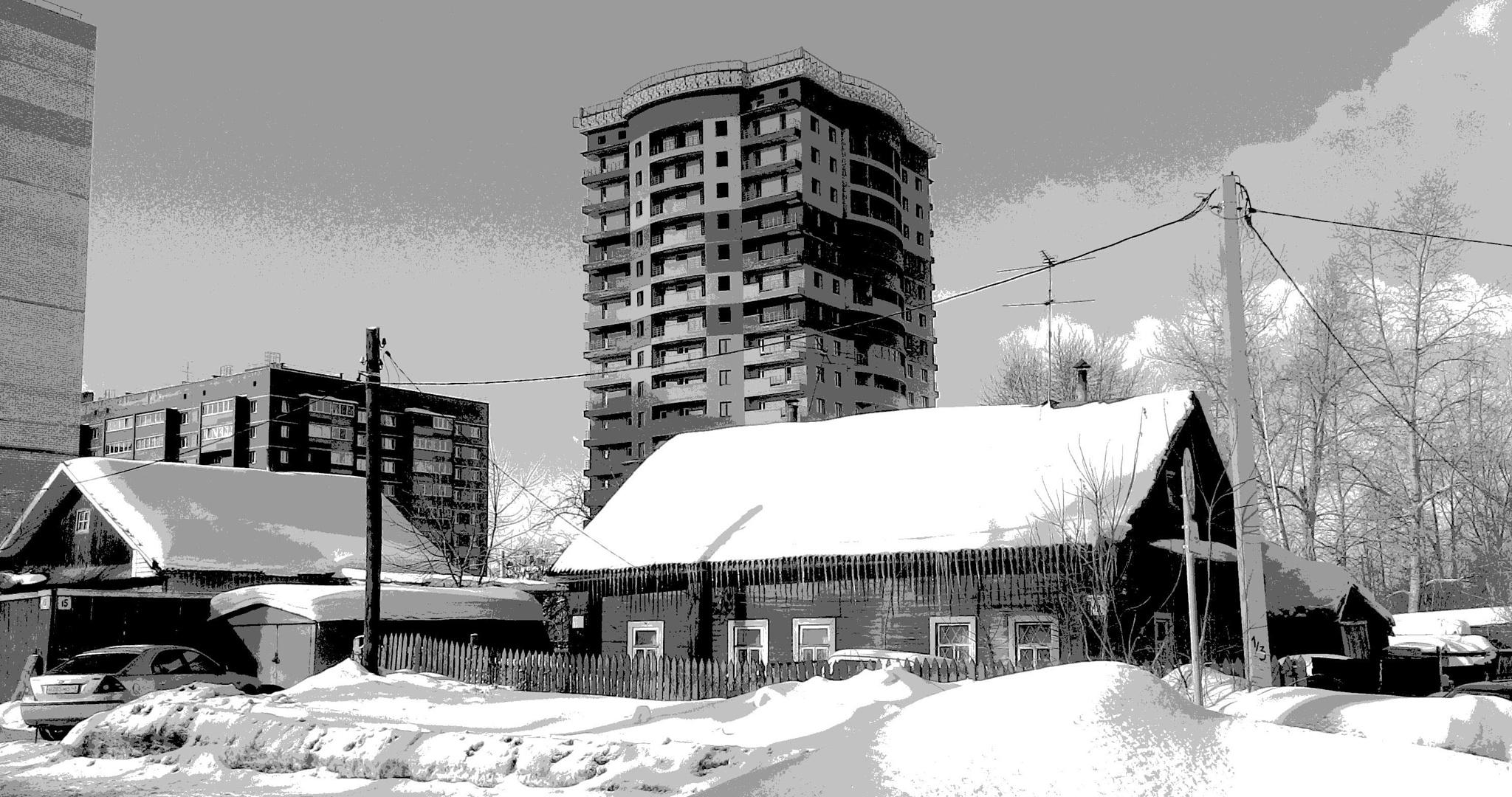Untitled by Yurij Polushin