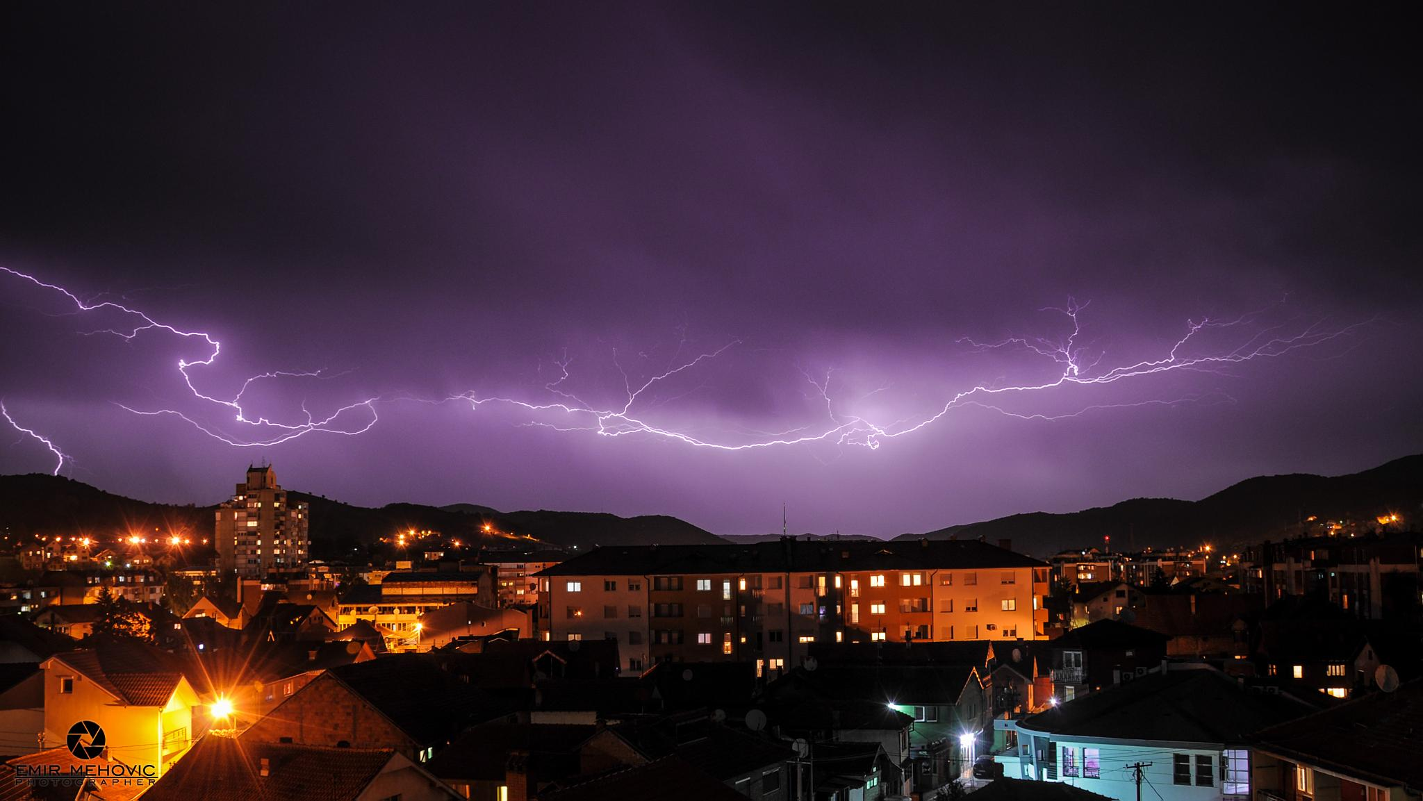 Thunder Storm by emirmehovic1