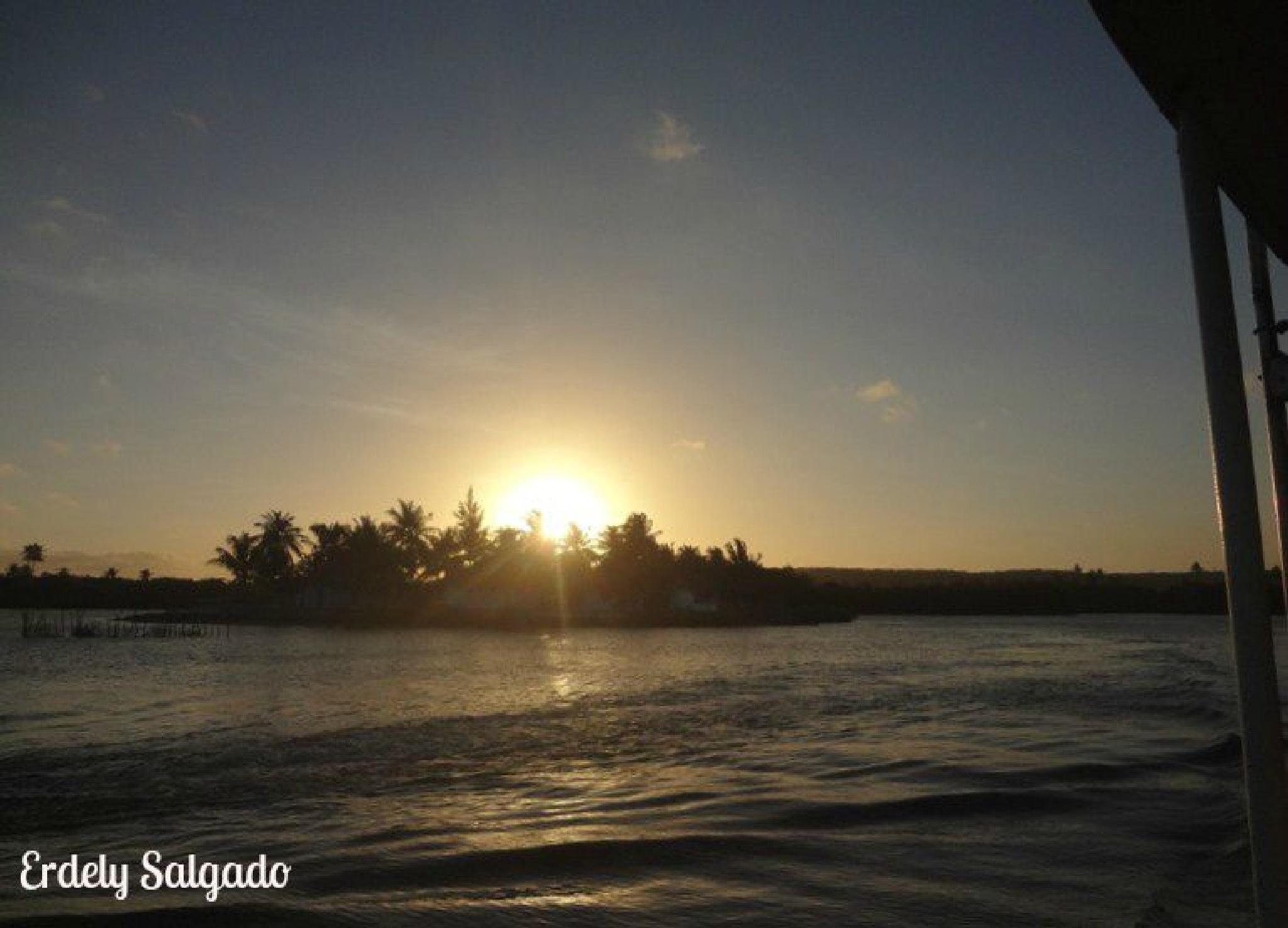 Ilha Carlito-Lagoa do Mundaú-Maceió-Alagoas!!! by ErdelySalgado