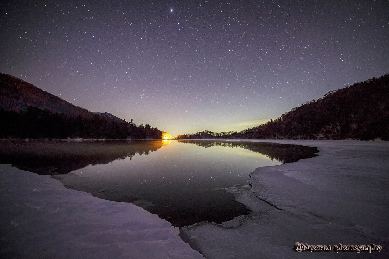 Magical Night  by nyomansundra