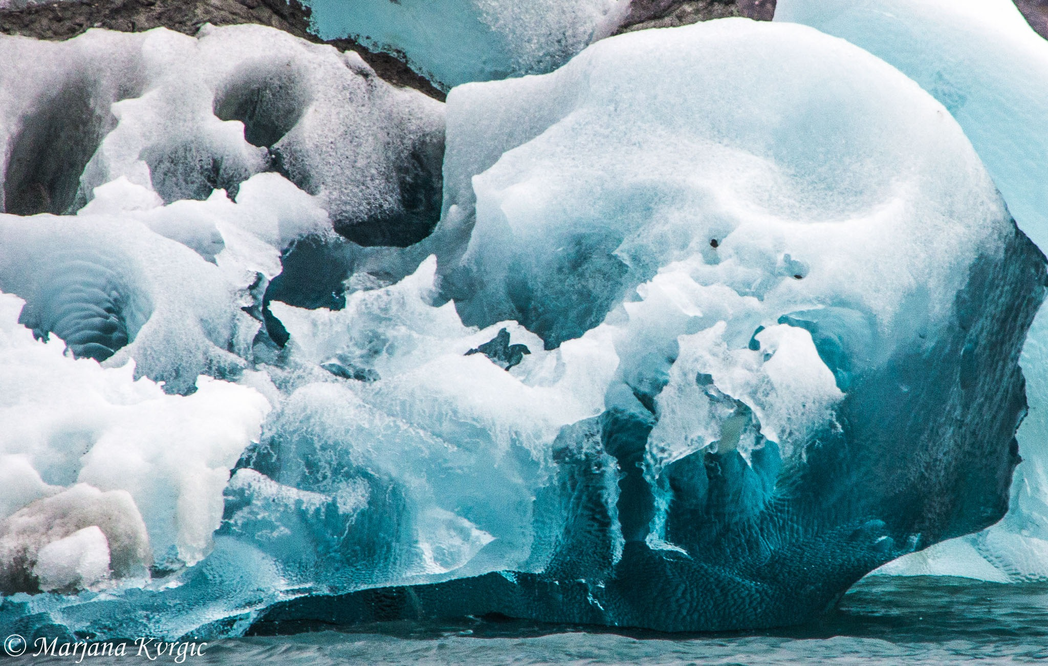 Old iceberg by mpincoli