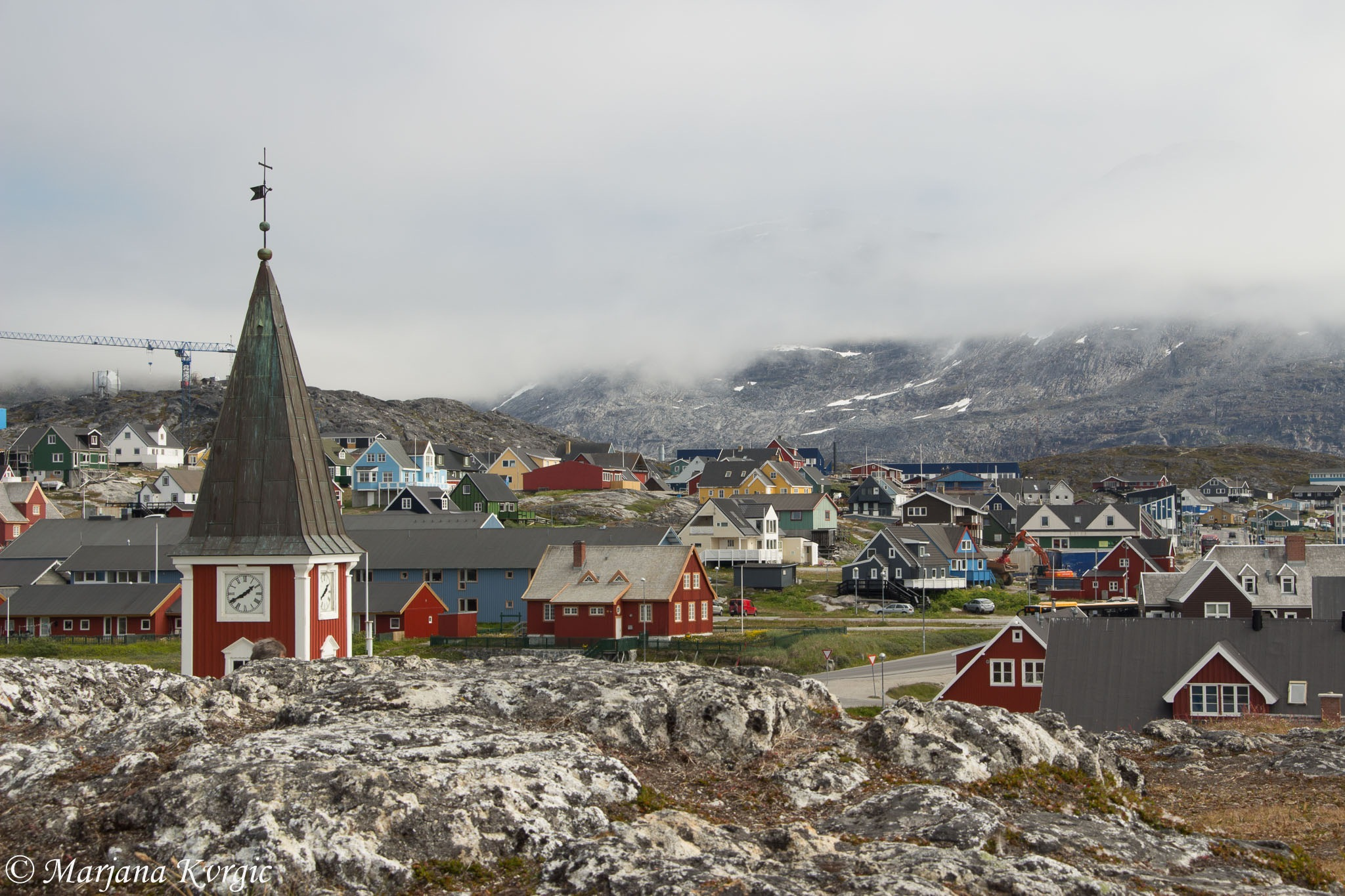Nuuk,Grenland by mpincoli