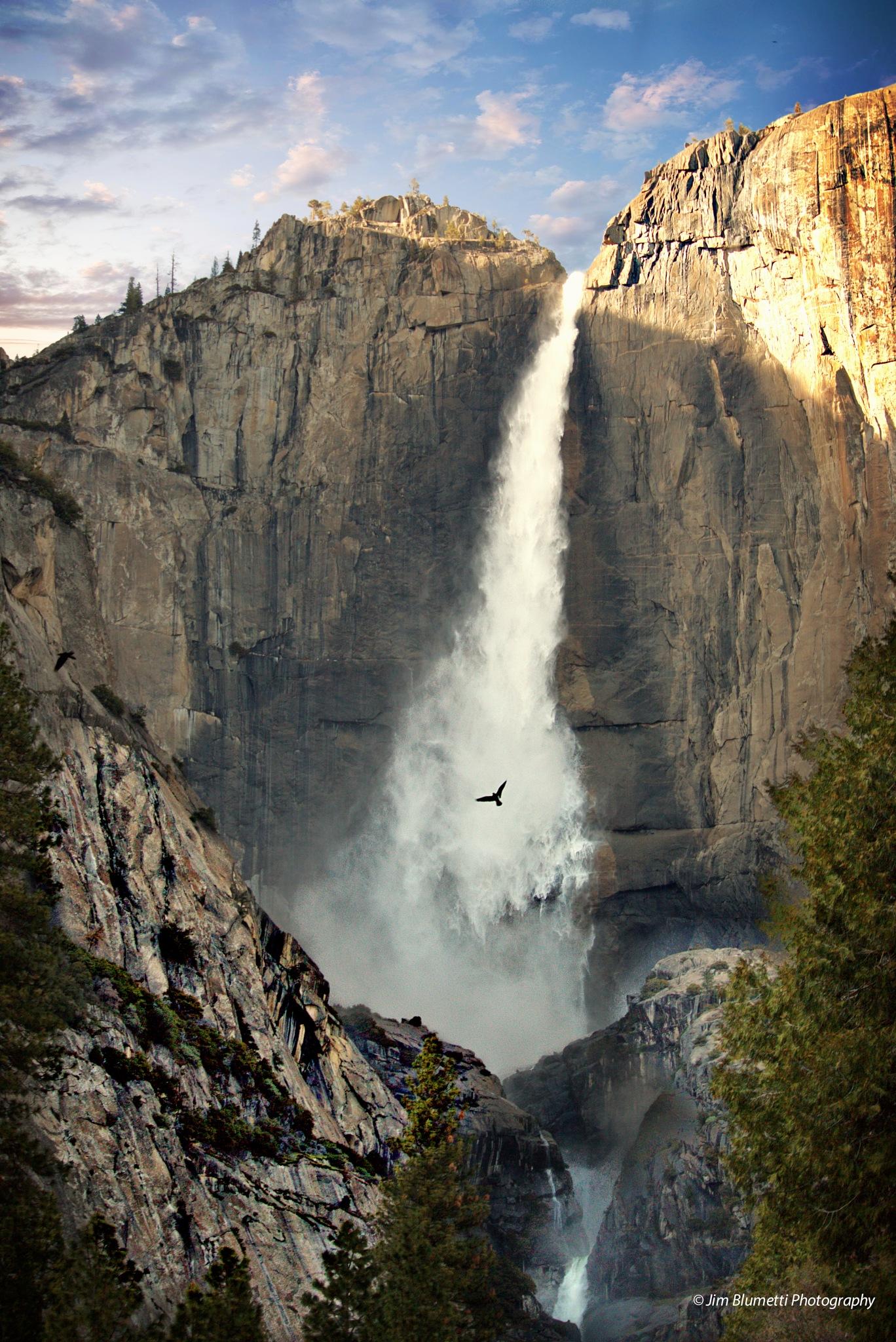 Yosemite Takes Flight by Rascalman7