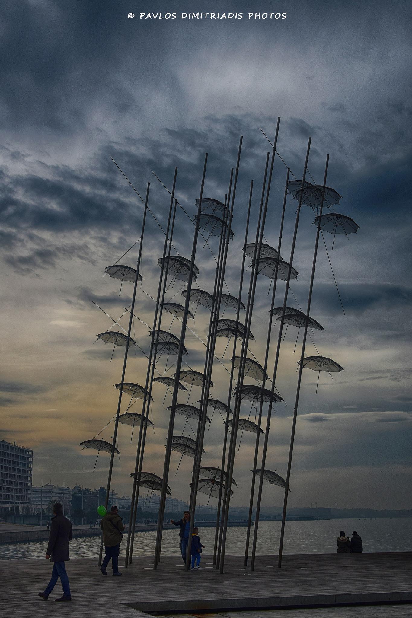 umbrellas by pavlos_dim